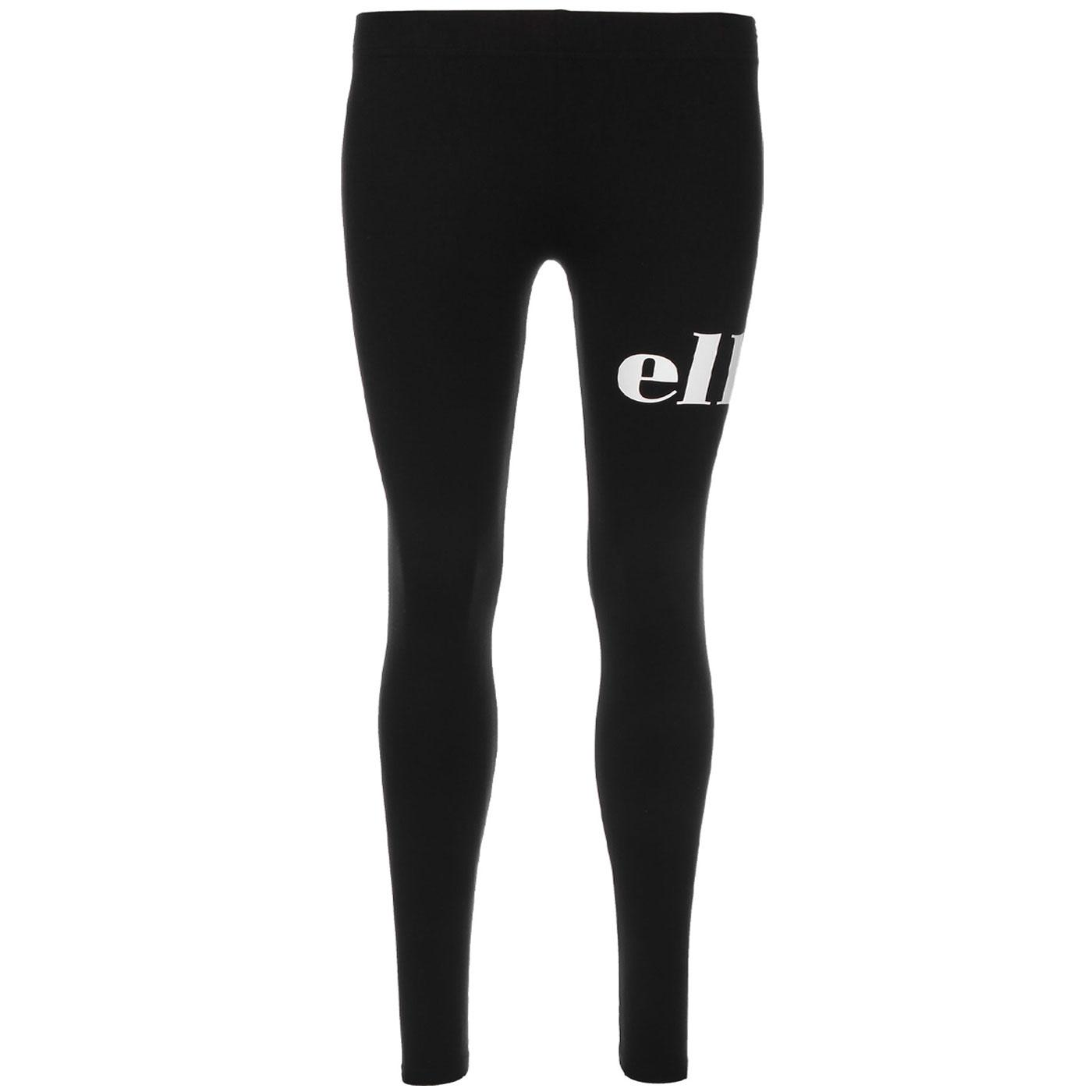 Pemadulla ELLESSE Retro 90s Logo Leggings (Black)