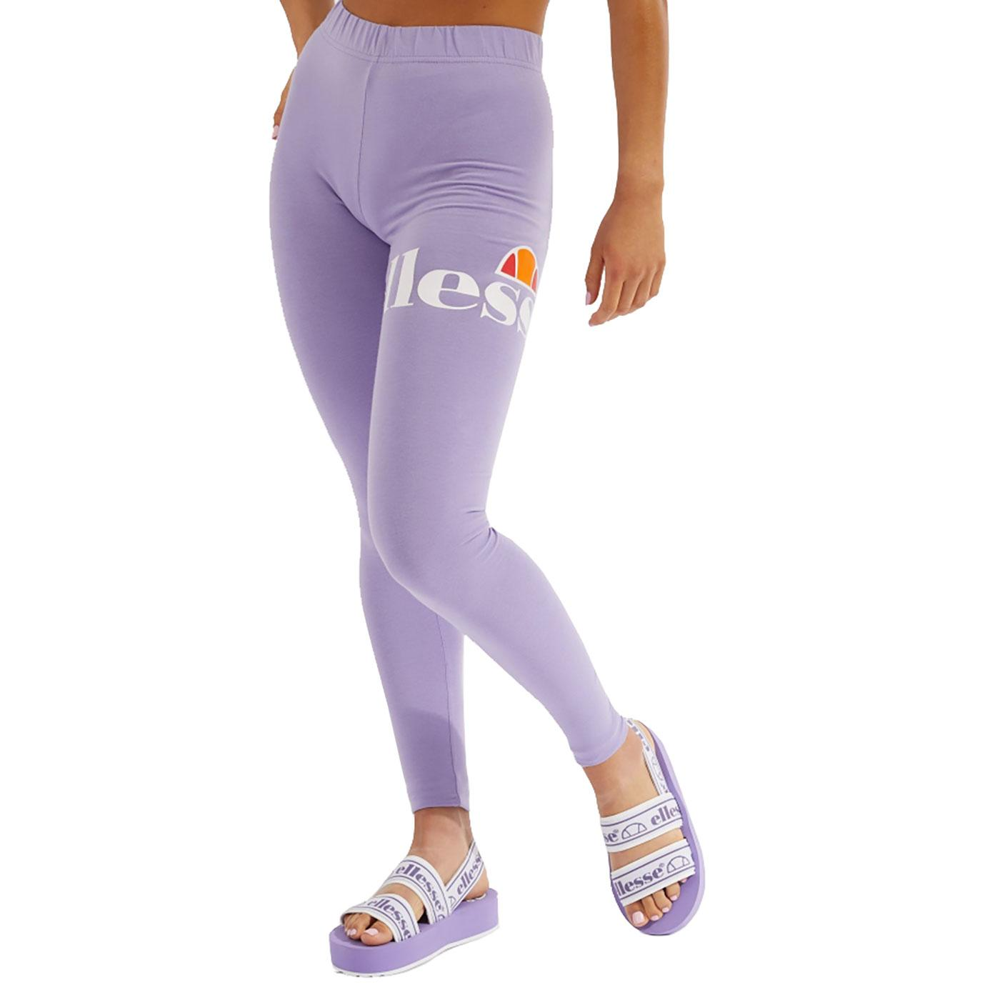 Pemadulla ELLESSE Retro 90s Logo Leggings (Purple)