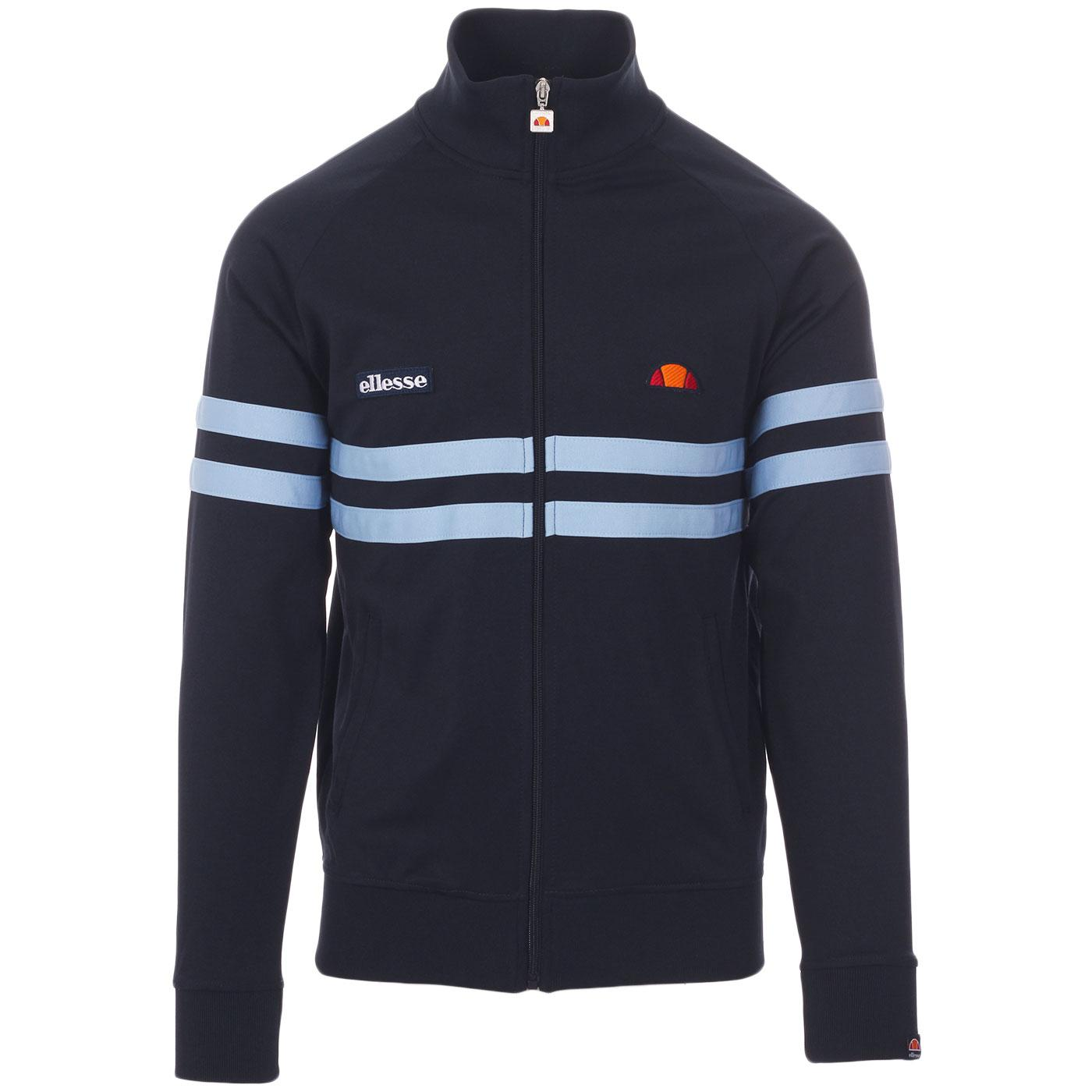 Rimini ELLESSE Retro Chest Stripe Track Top (Navy)