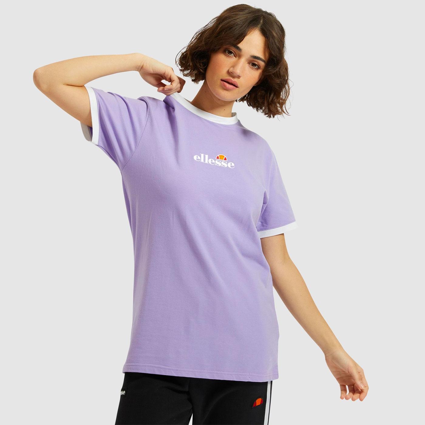 Serafina ELLESSE Retro Women's Ringer T-Shirt P