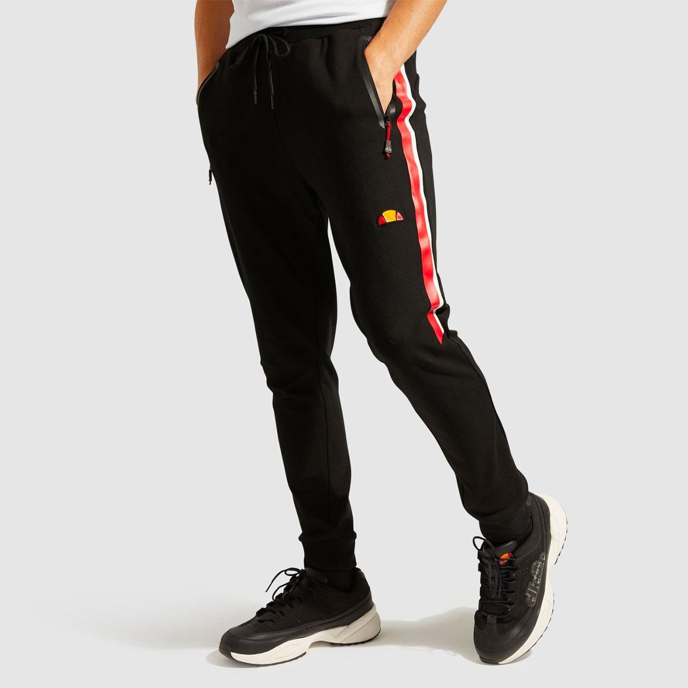 Set ELLESSE Retro Side Stripe Track Jogging Pants