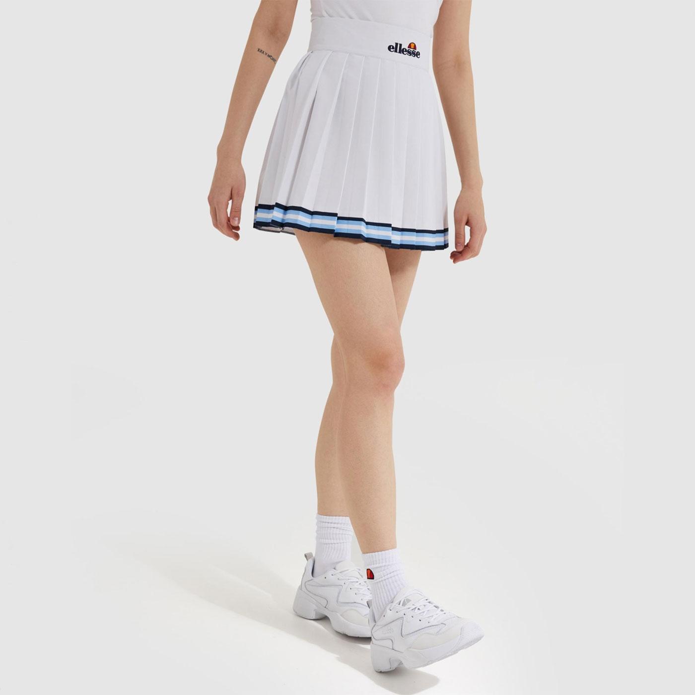 Skate ELLESSE Retro Pleated Tennis Mini Skirt W