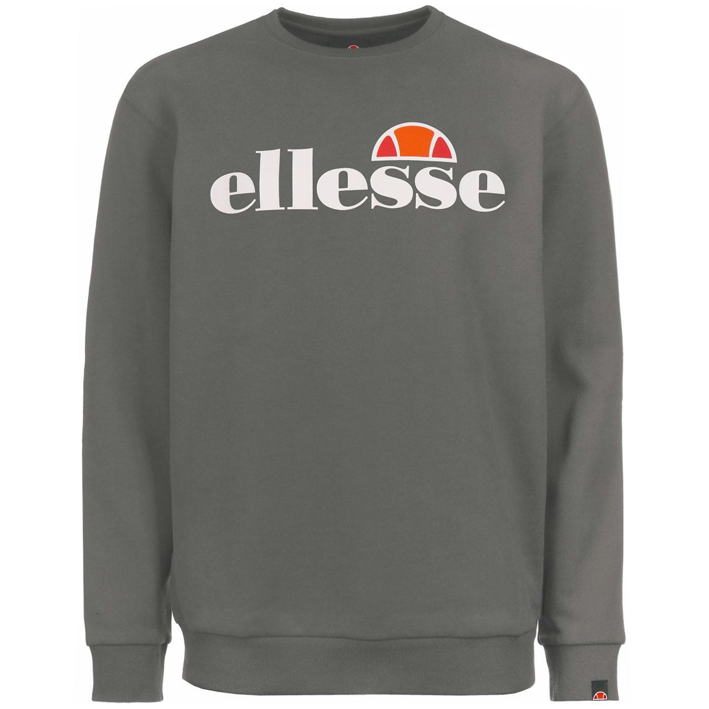 Succiso ELLESSE Retro 90s Logo Sweatshirt (DG)