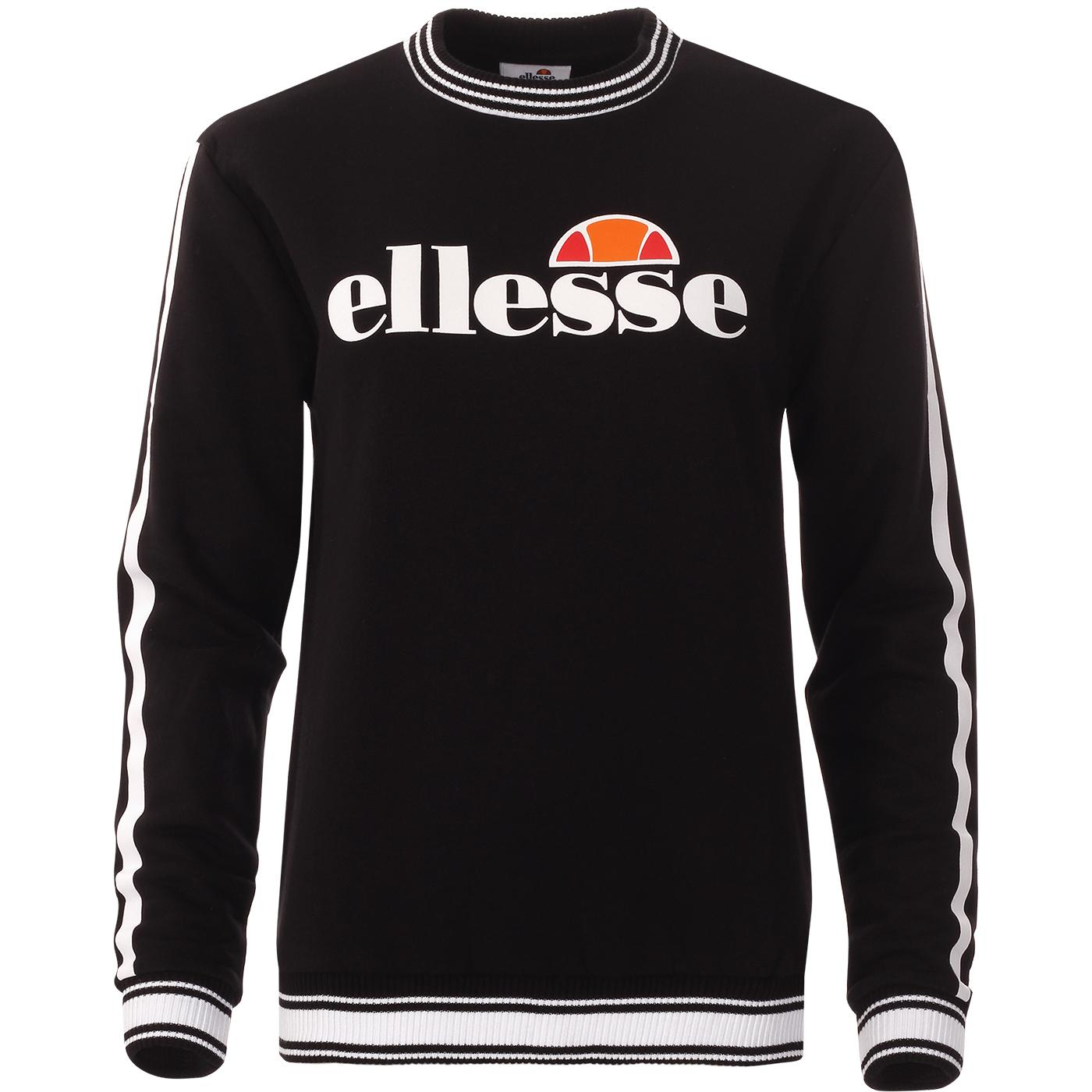 Susana ELLESSE Women's Retro Tipped Sweatshirt B