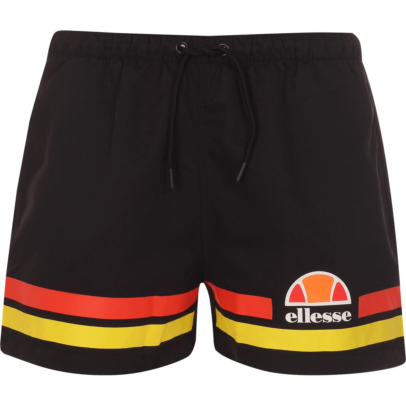 Tello ELLESSE Retro Stripe Swim Shorts (Germany)