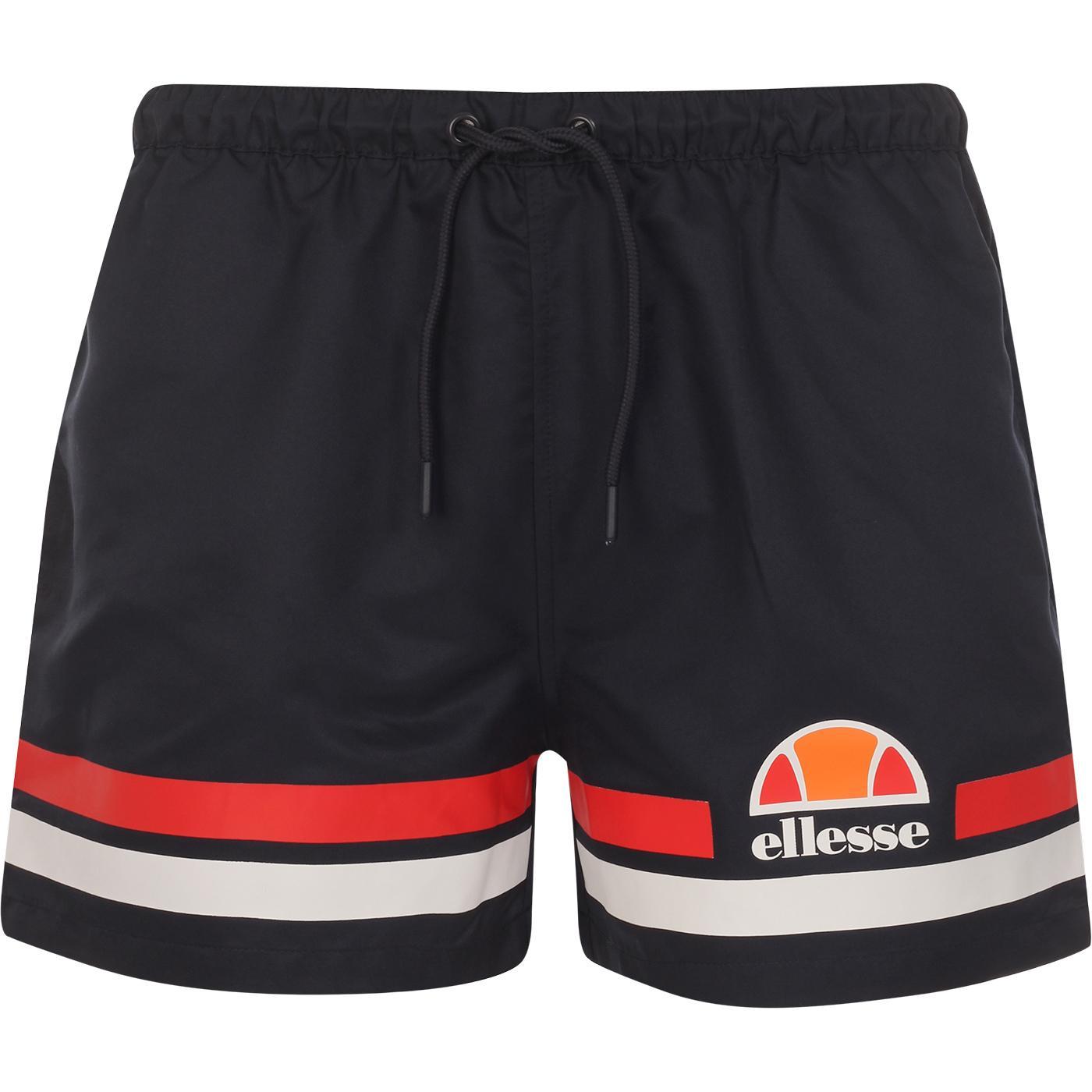 Tello ELLESSE Retro Stripe Swim Shorts (England)