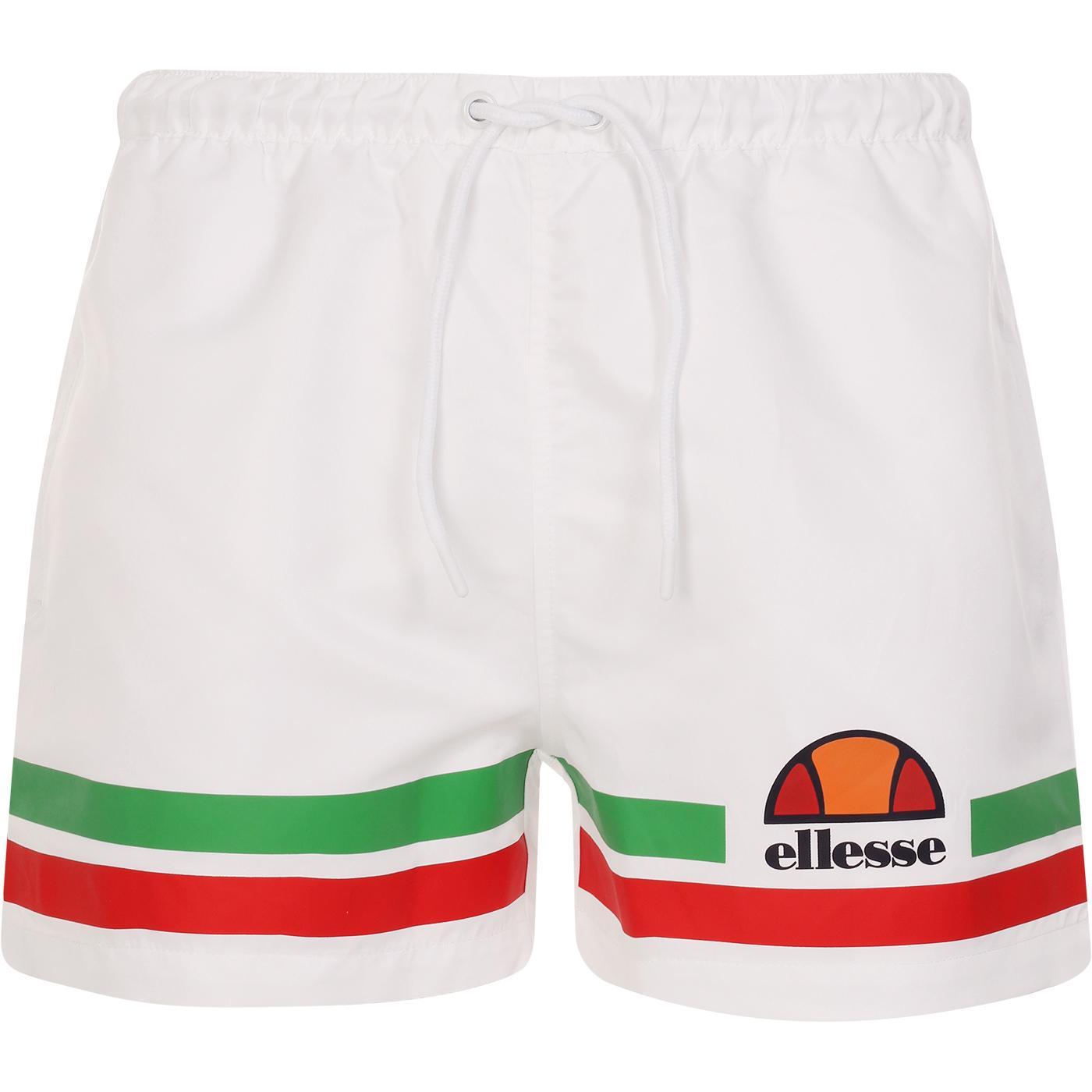 Tello ELLESSE Retro Stripe Swim Shorts (Italy)