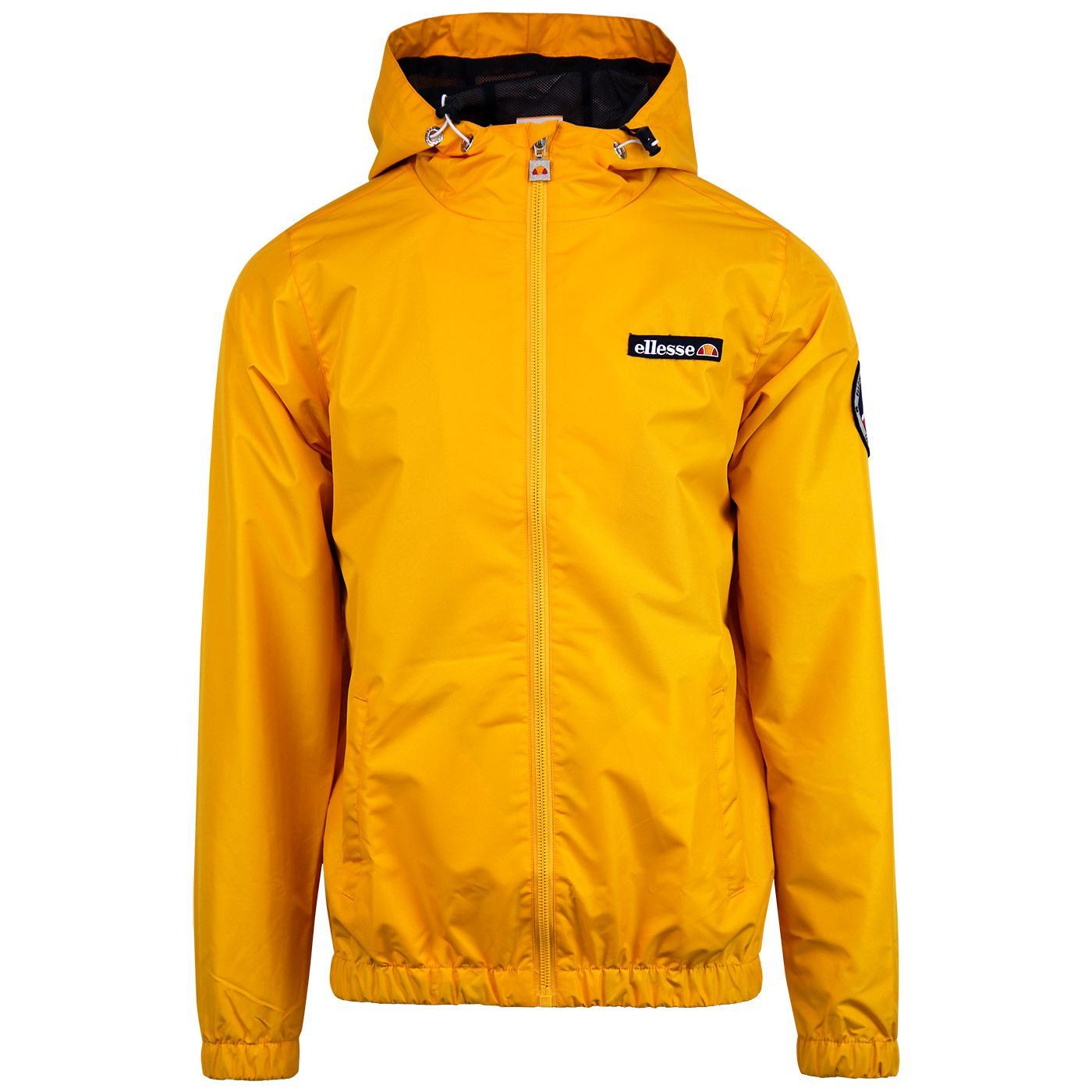 Terrazzo ELLESSE 80's Hooded Ski Jacket - Citrus
