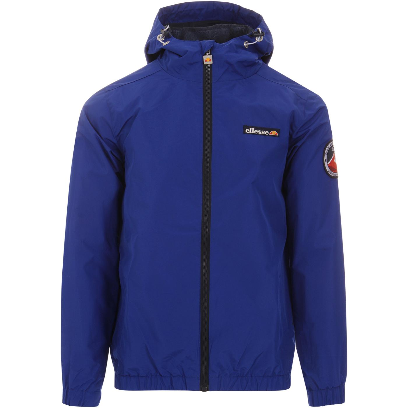 Terrazzo ELLESSE Mens 80s Hooded Terrace Jacket BL