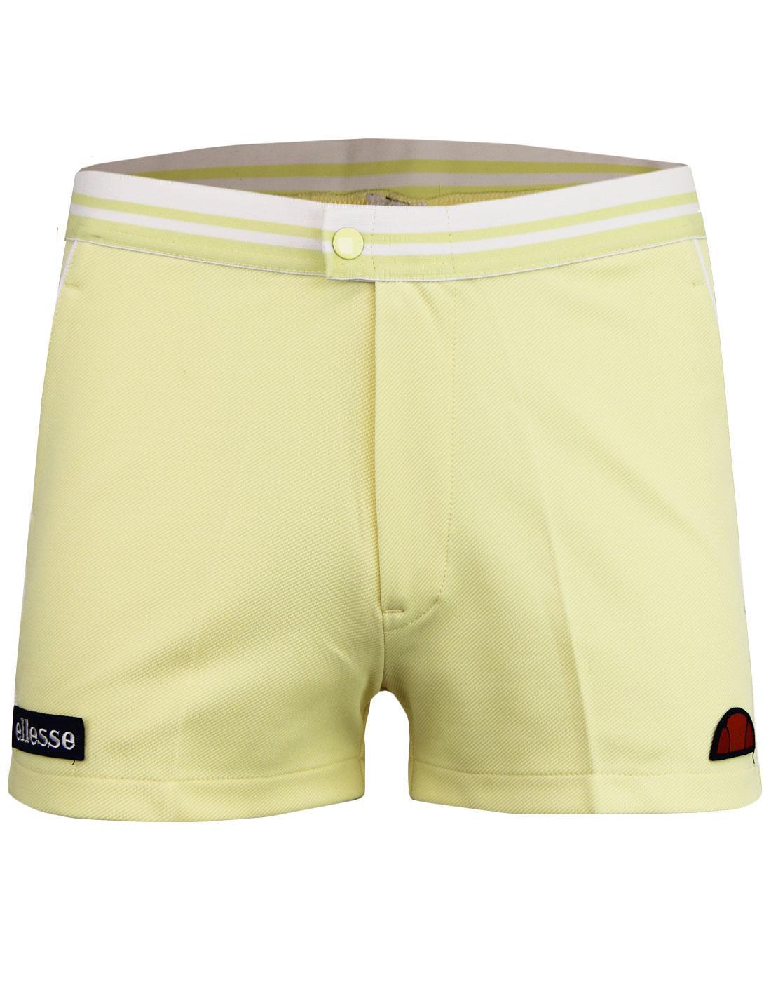 Tortoreto ELLESSE Retro 1980s Tennis Shorts (TY)