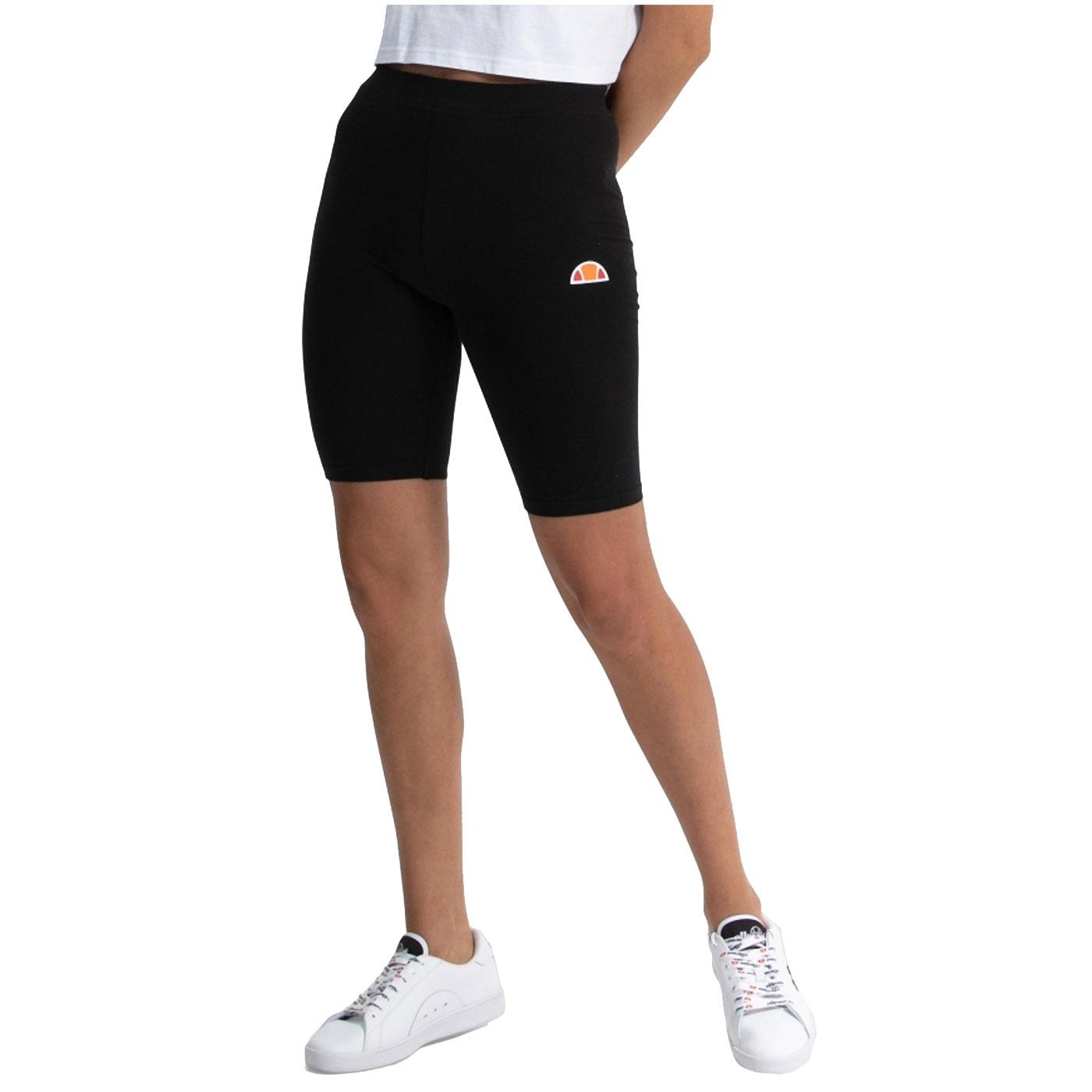 Tour ELLESSE Women's Retro Cycling Shorts Bl