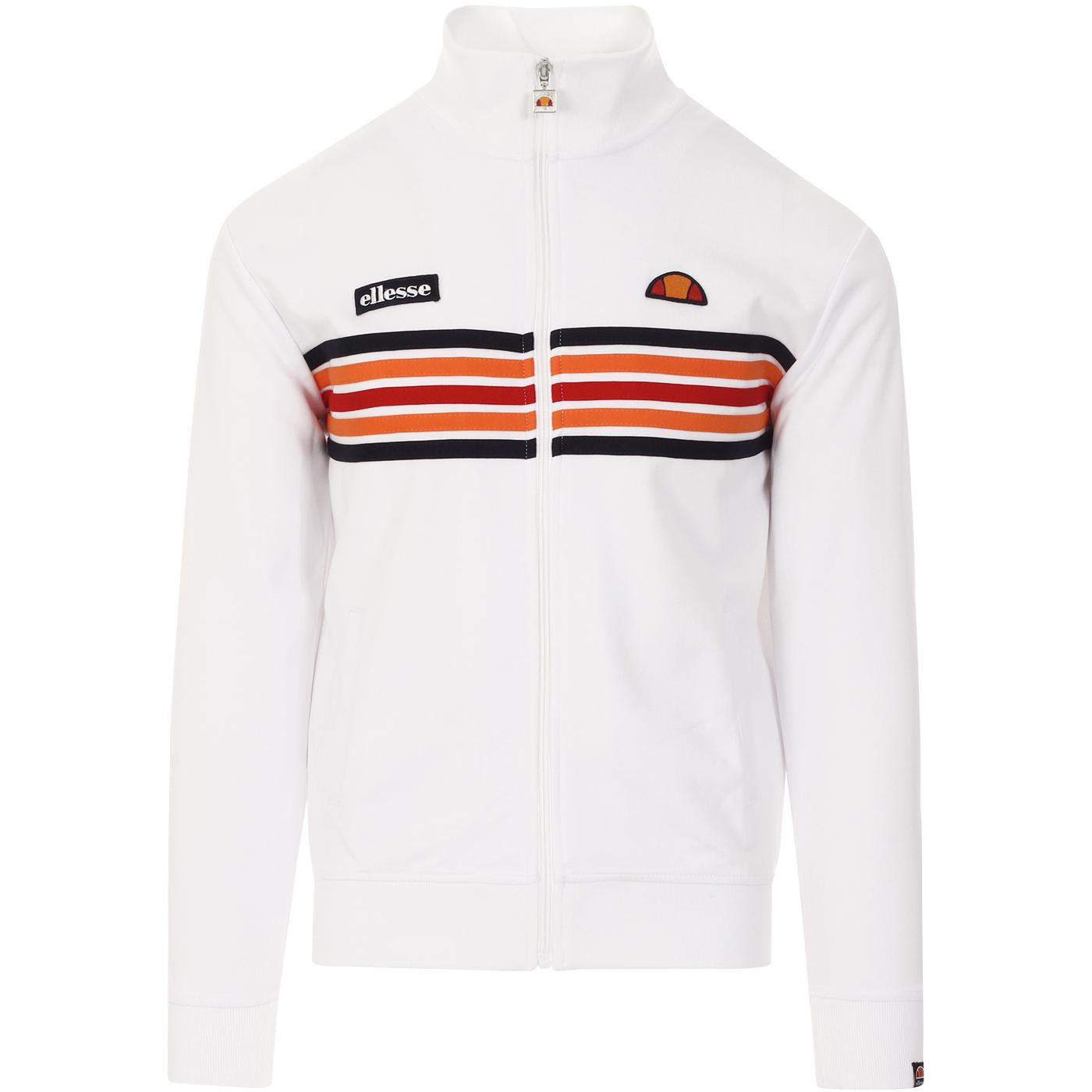 Vicenza ELLESSE Retro 80s Chest Stripe Track Top W