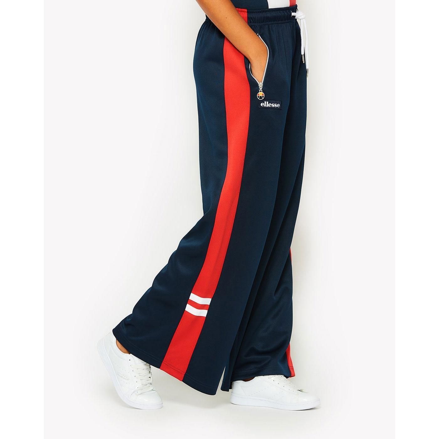 ELLESSE Pants Small Vintage 90s Ellesse Sport Track Jogger Tennis Pants Size S W 28-36