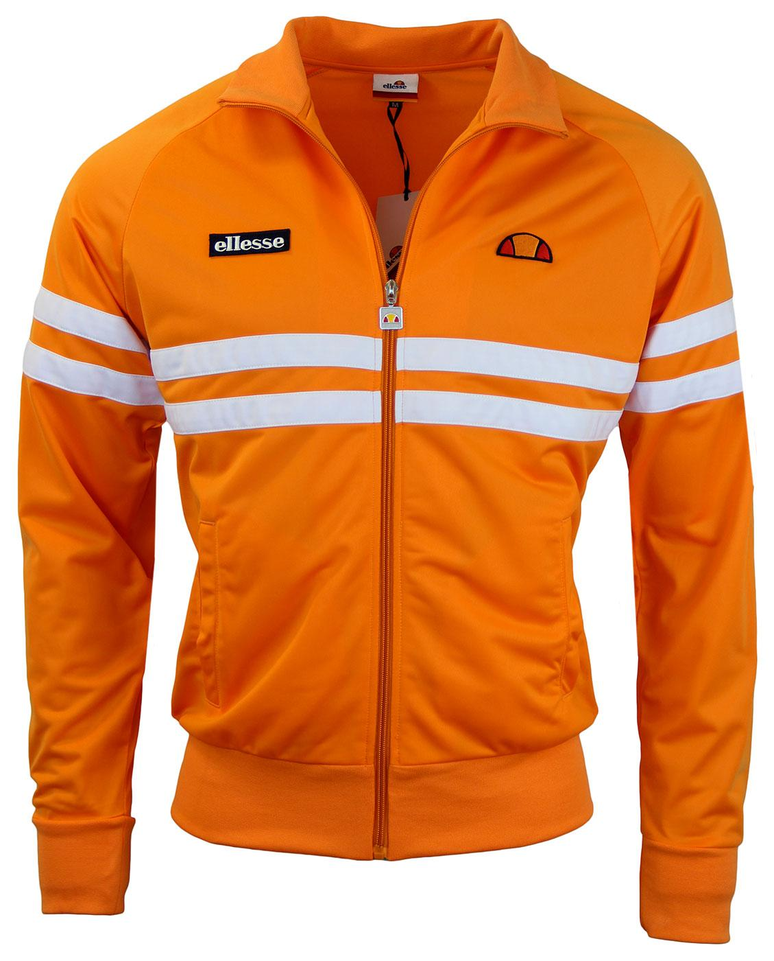 Rimini 2 ELLESSE Retro 80s Chest Stripe Track Top