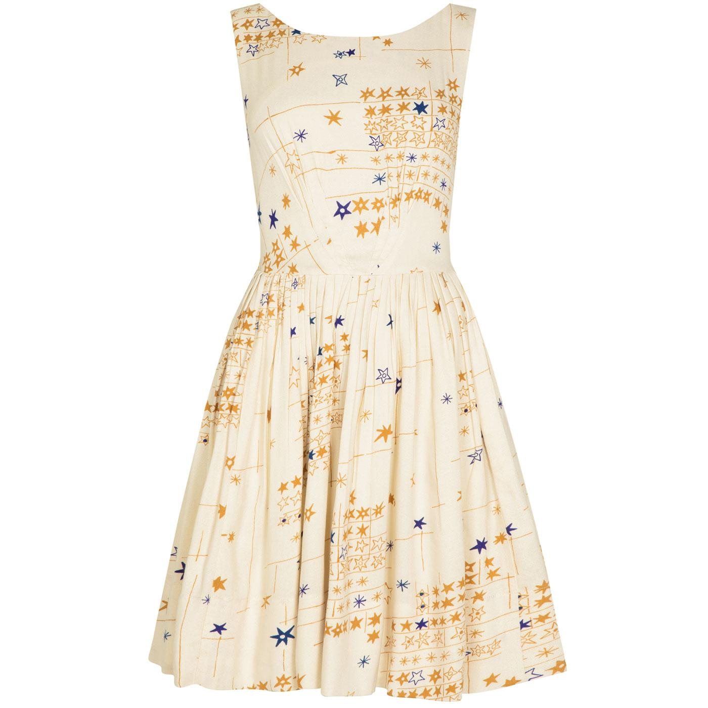 Abigail EMILY AND FIN Retro Starry Nights Dress