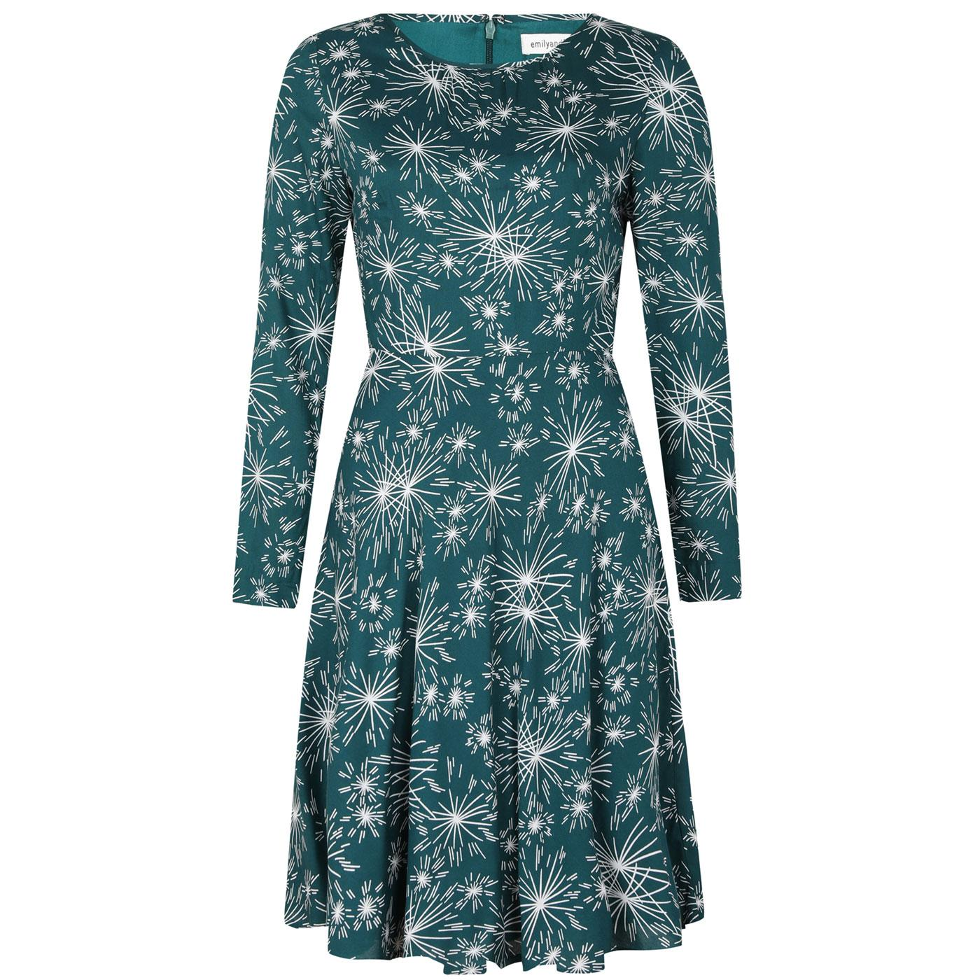 Elinor EMILY AND FIN Vintage Shining Stars Dress