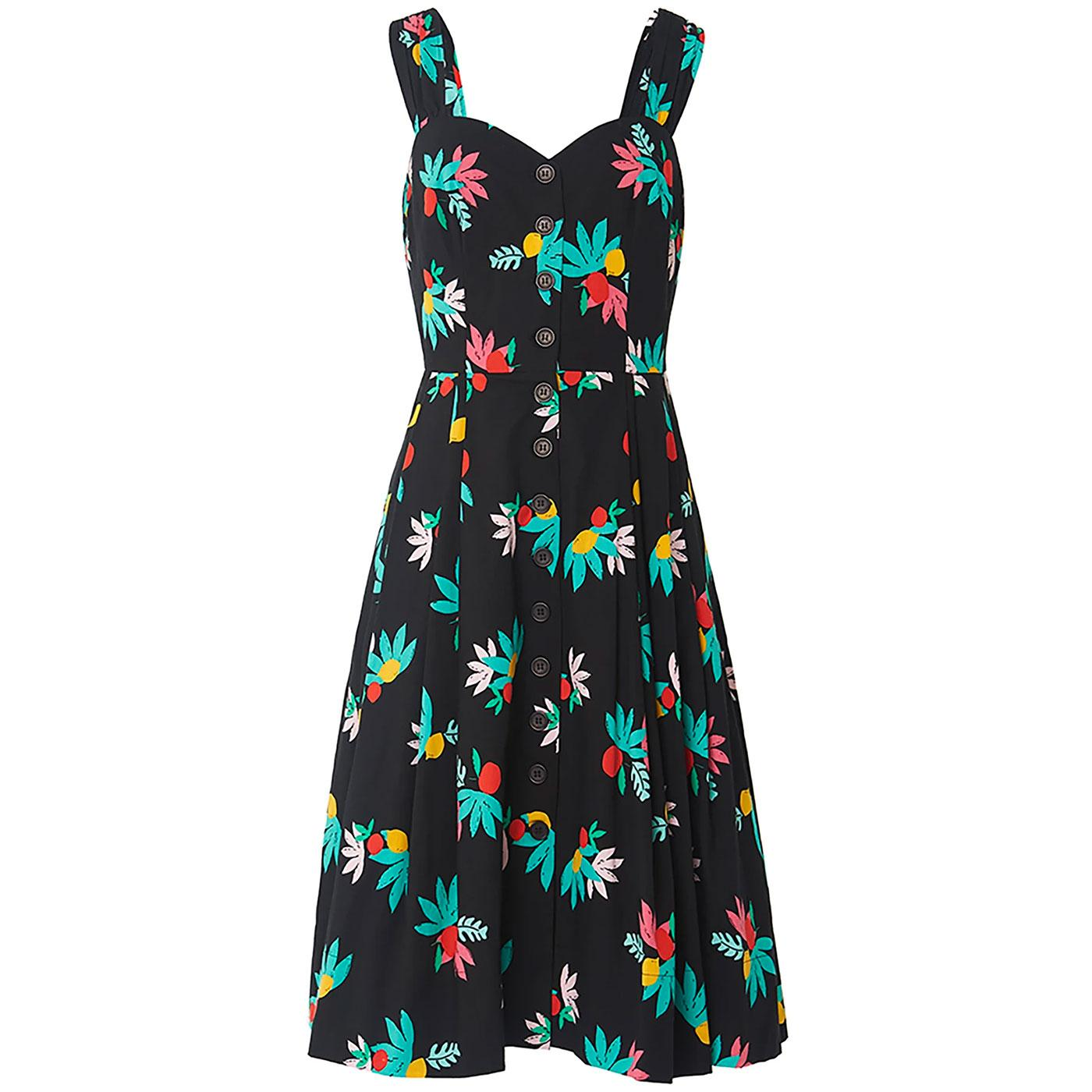 Jenny EMILY & FIN Retro Summer Fruits Sun Dress