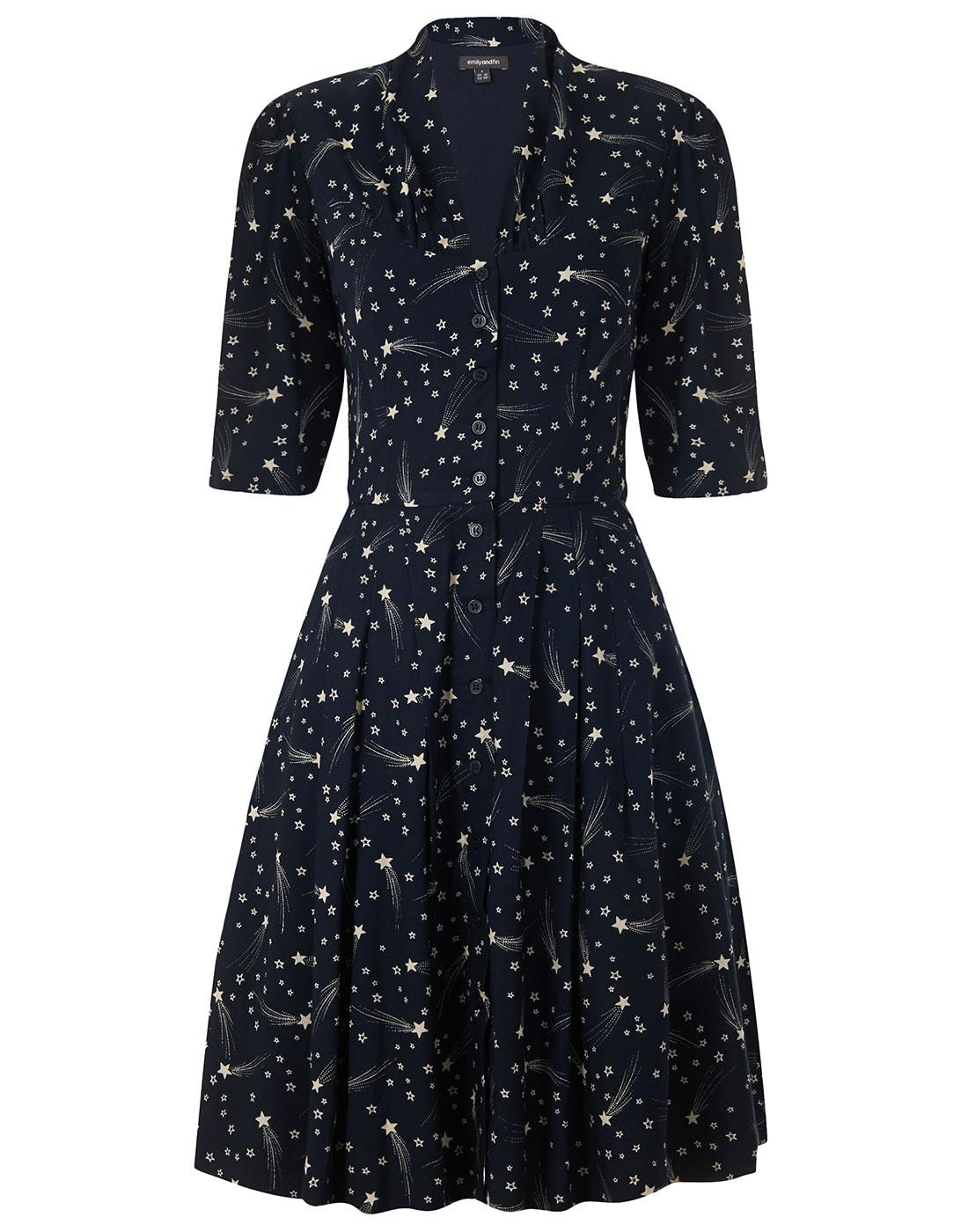 Rose EMILY AND FIN Midnight Shooting Star Dress
