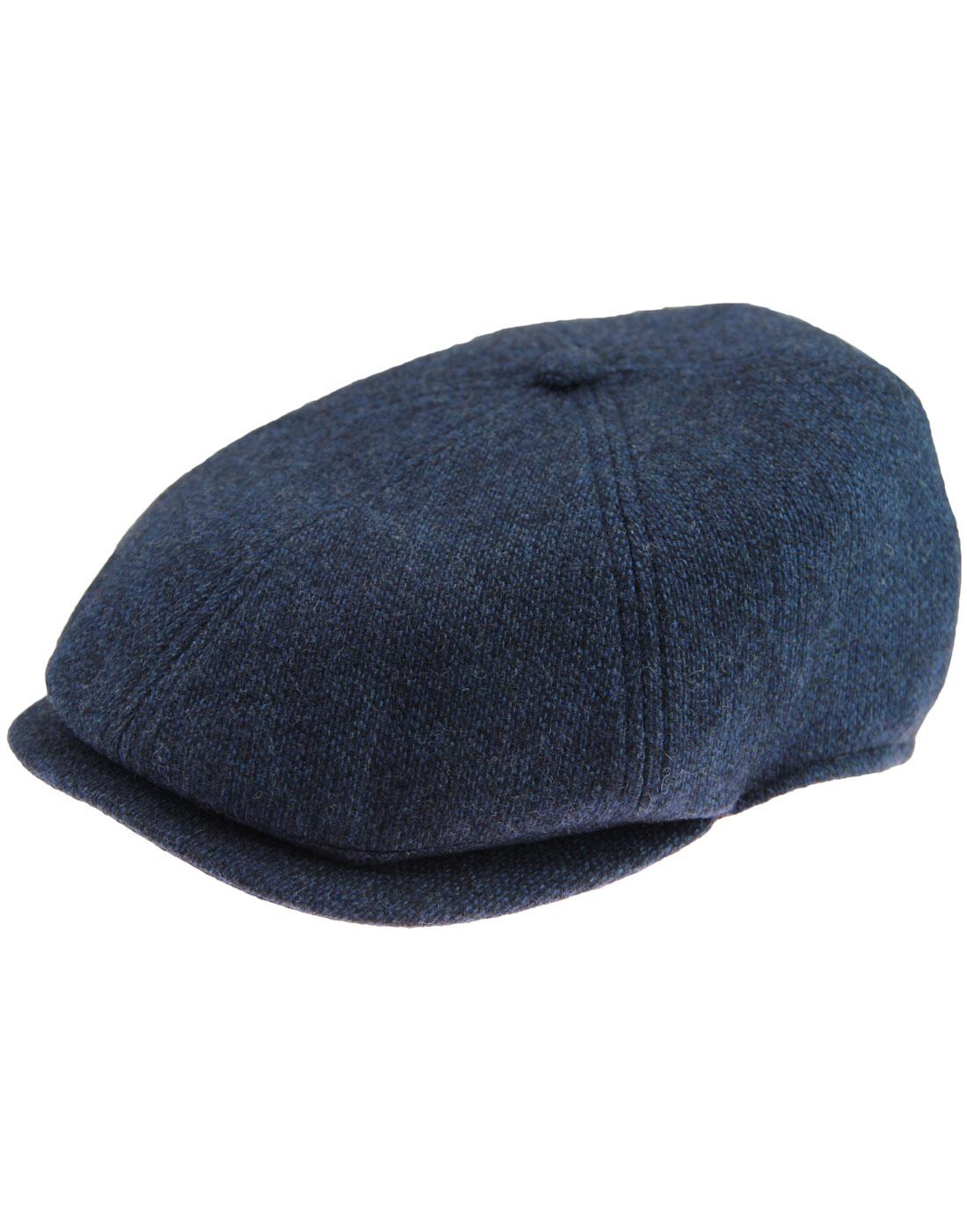 Hudson FAILSWORTH Abraham Moon Spitfire Cap BLUE