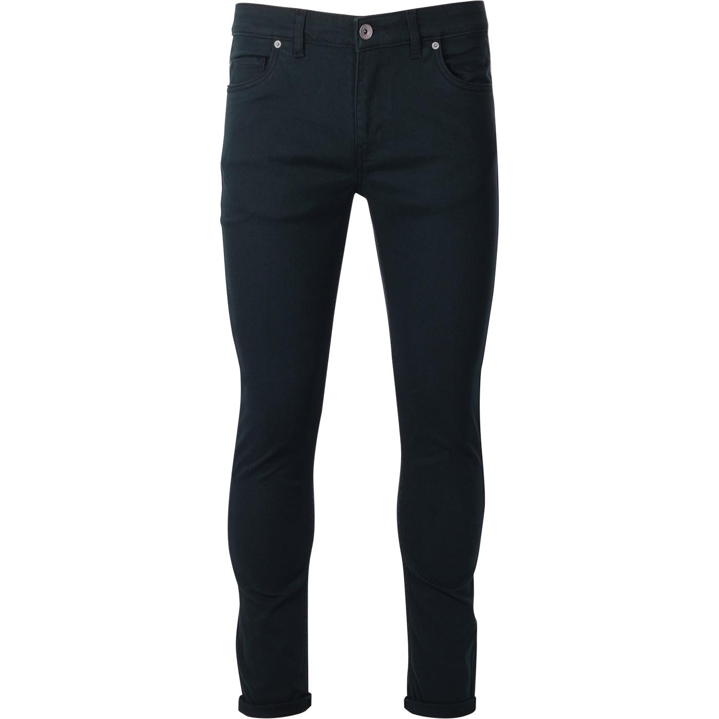 Drake FARAH Retro Mod Twill Chino Trousers (TN)
