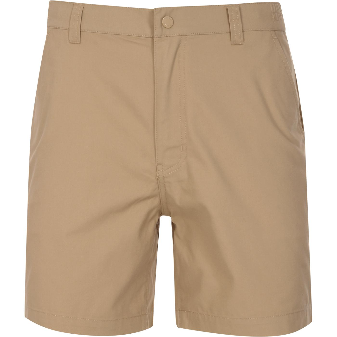 Redwald FARAH Men's Tailored Rugby Shorts (Sand)