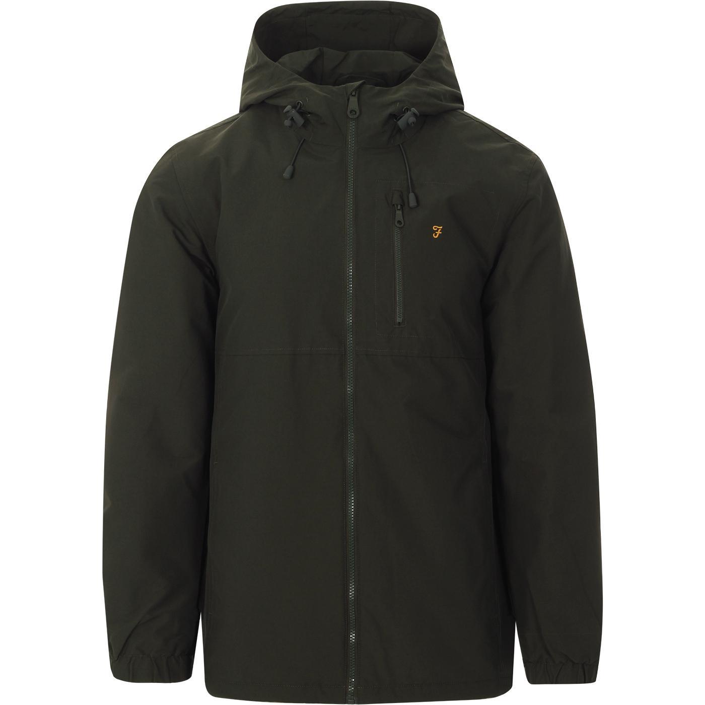 Westchester FARAH Retro Hooded Jacket (Evergreen)