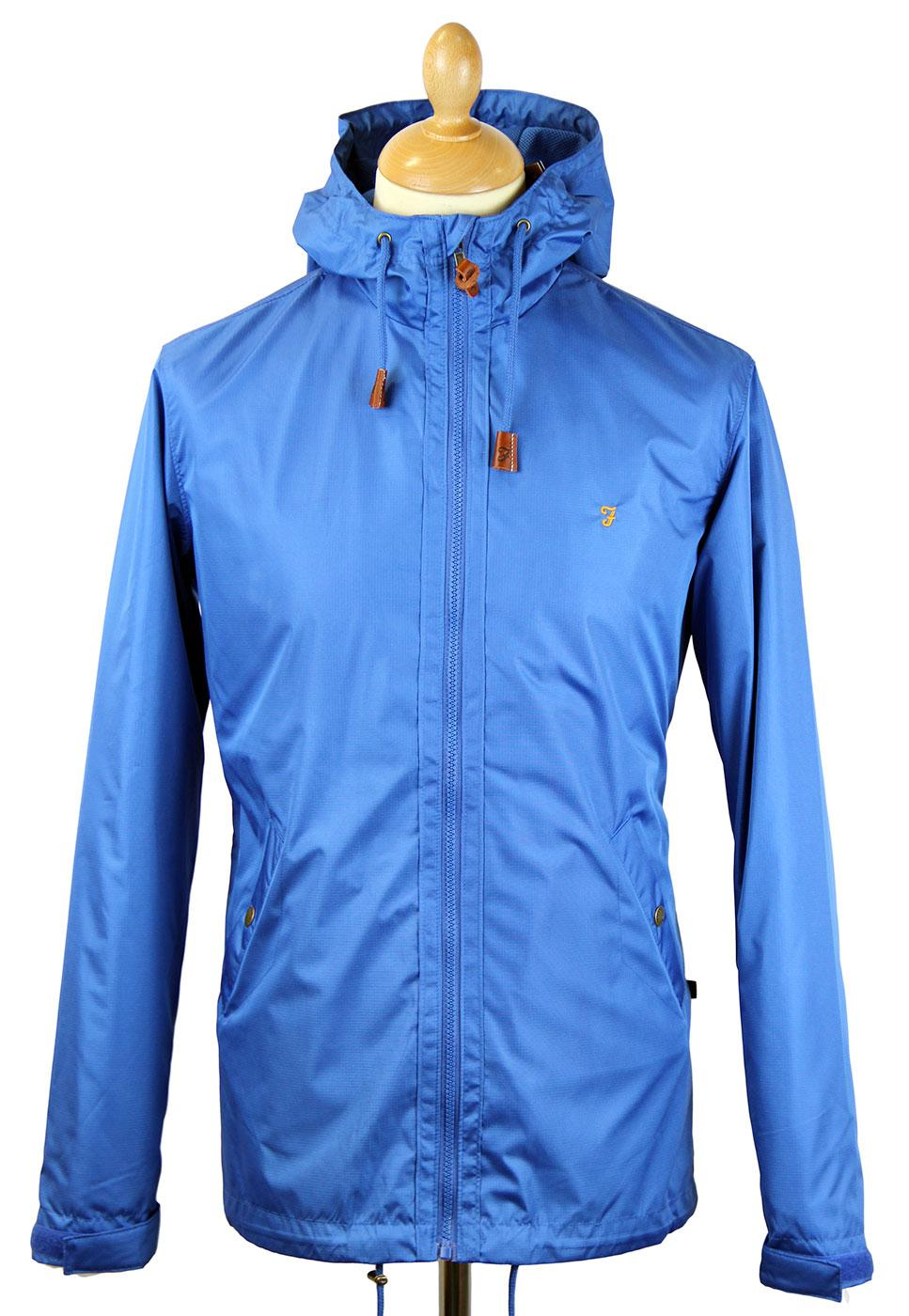 Partridge FARAH VINTAGE Retro Showerproof Jacket