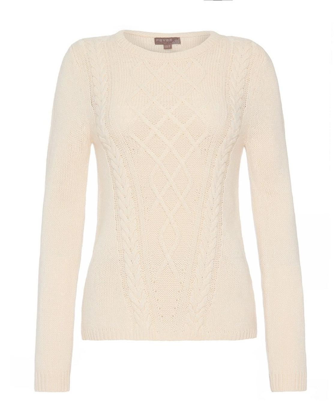 Montana FEVER Retro Vintage Cable Knit  Jumper