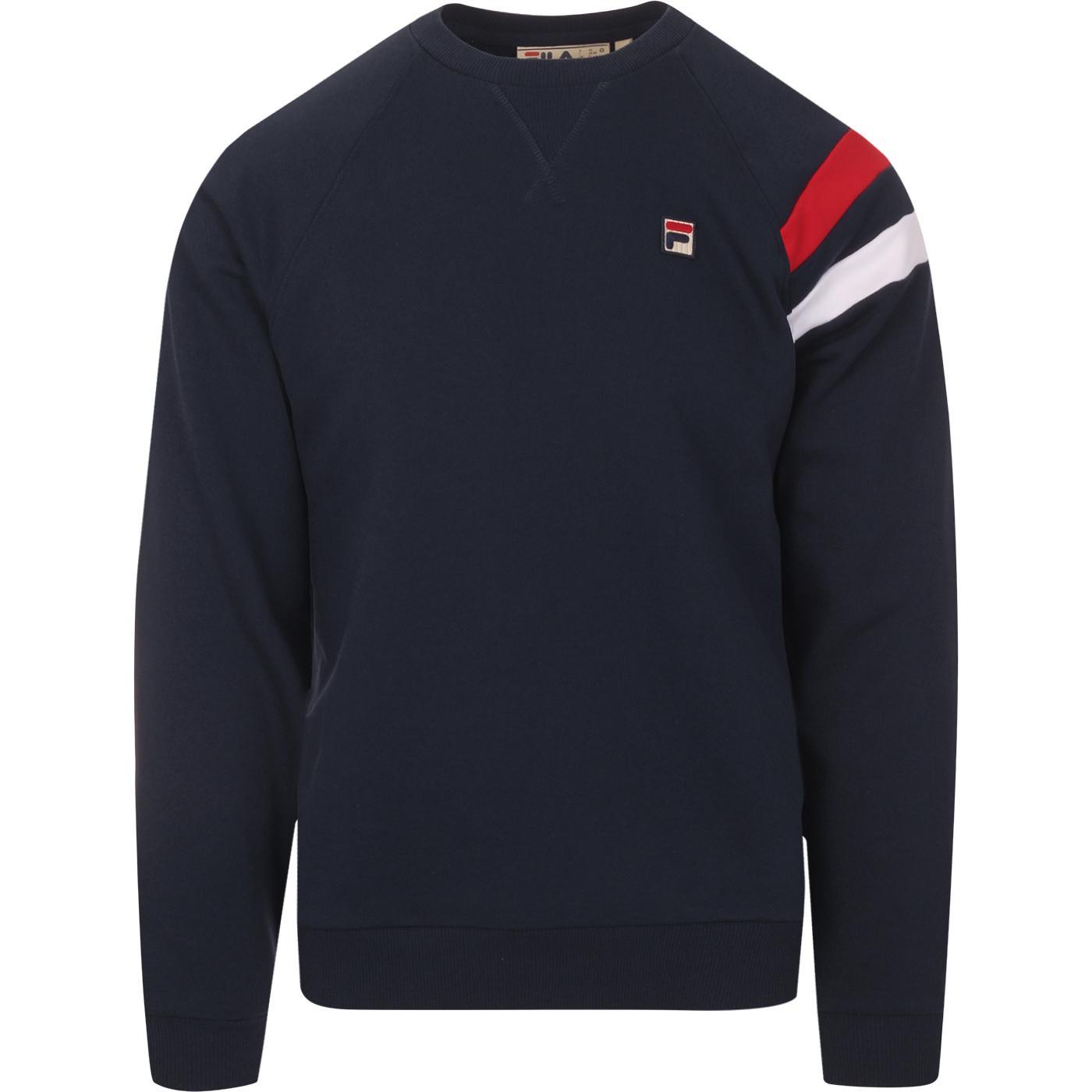 Acers FILA VINTAGE Raglan Sleeve Sweatshirt (P)
