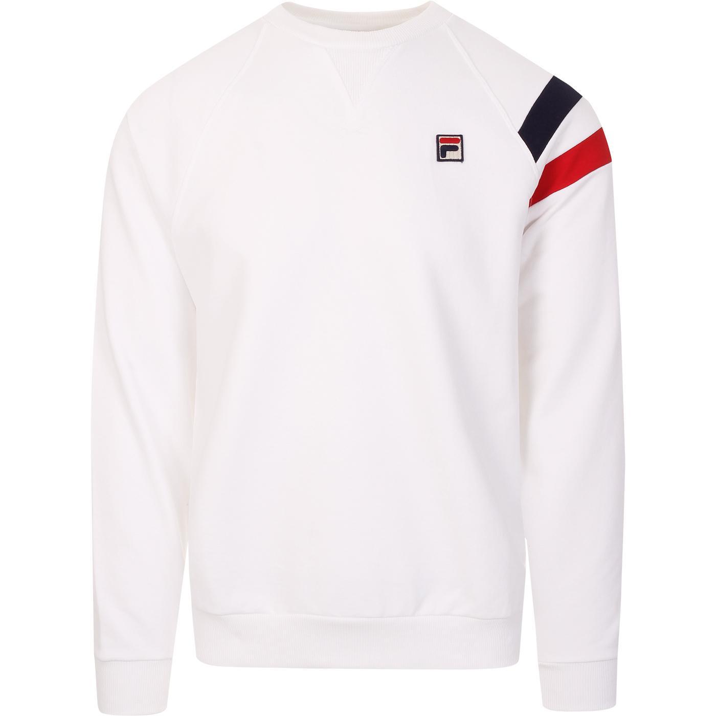Acers FILA VINTAGE Raglan Sleeve Sweatshirt (W)