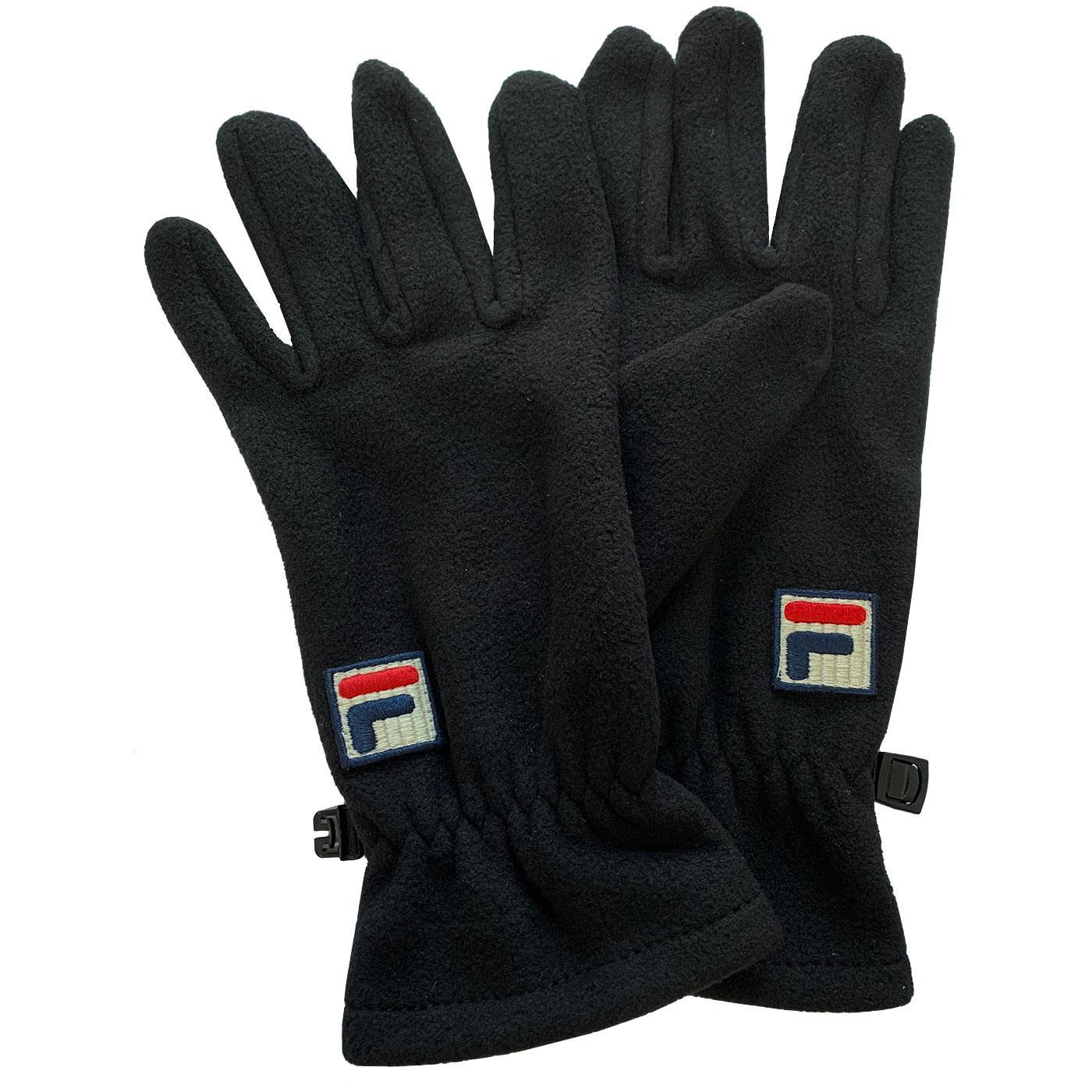Coney FILA VINTAGE Retro Woven Fleece Gloves