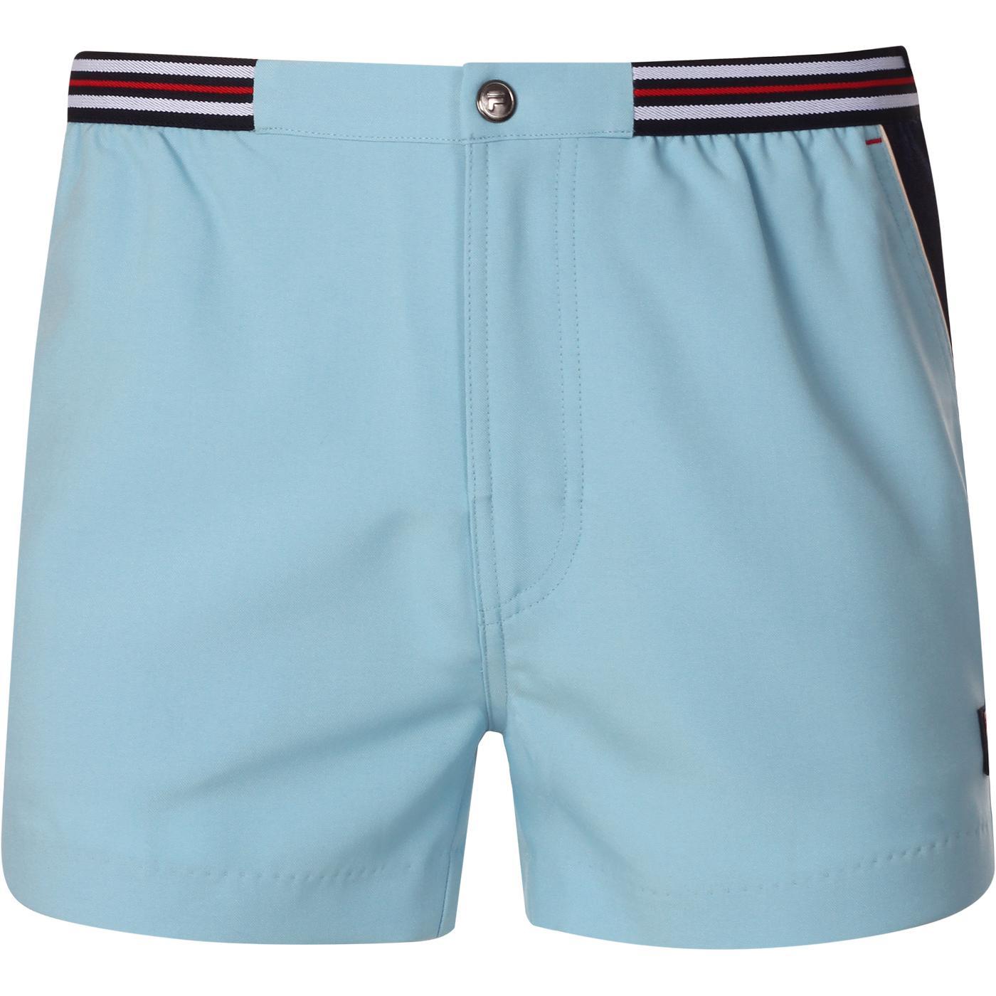 High Tide 4 FILA VINTAGE Retro 70s Tennis Shorts A