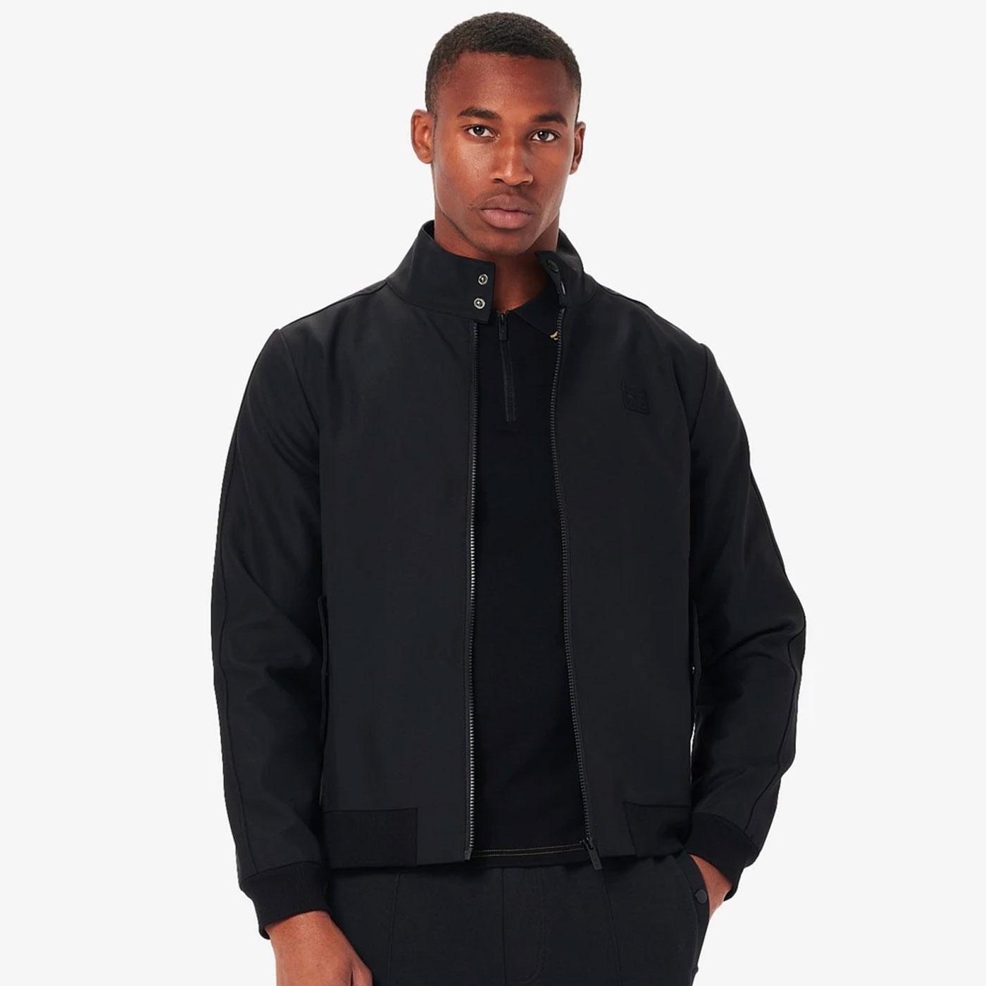 Zaful FILA VINTAGE Mod Smart Harrington Jacket