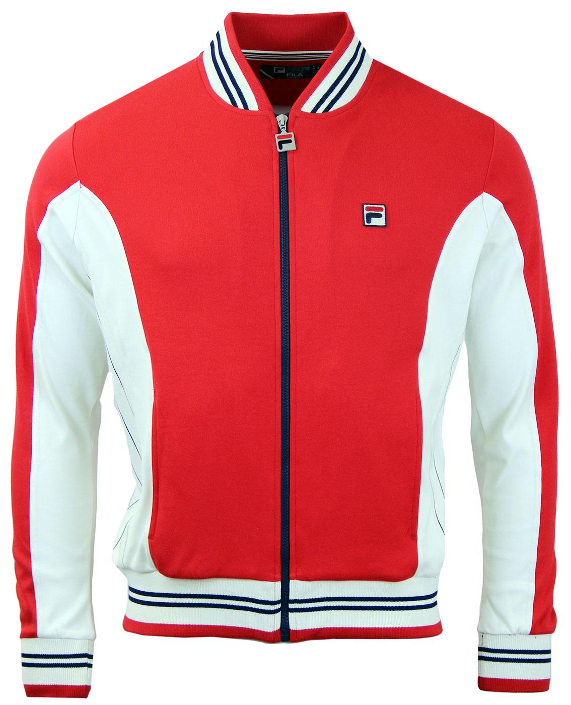 Settanta FILA VINTAGE Track Jacket with Headband