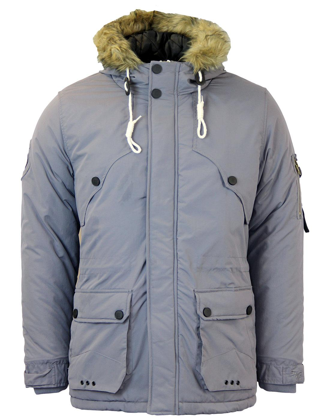 Excalibur FLY53 Mod Fishtail Parka Jacket