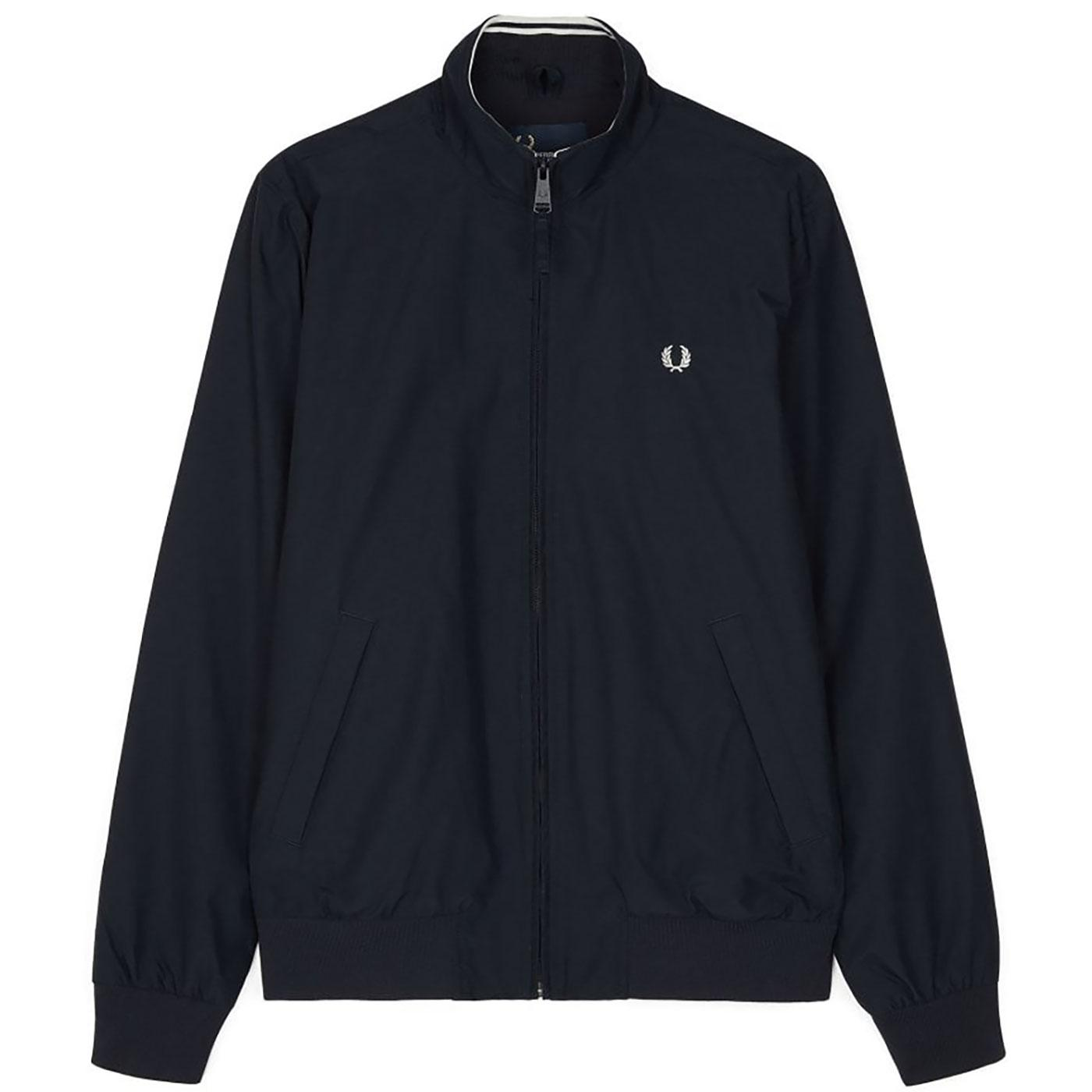 Brentham FRED PERRY Tipped Windbreaker Jacket N