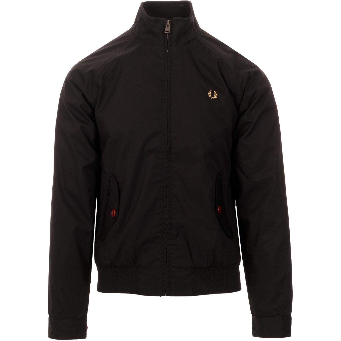 Ealing FRED PERRY Retro Funnel Neck Bomber Jacket