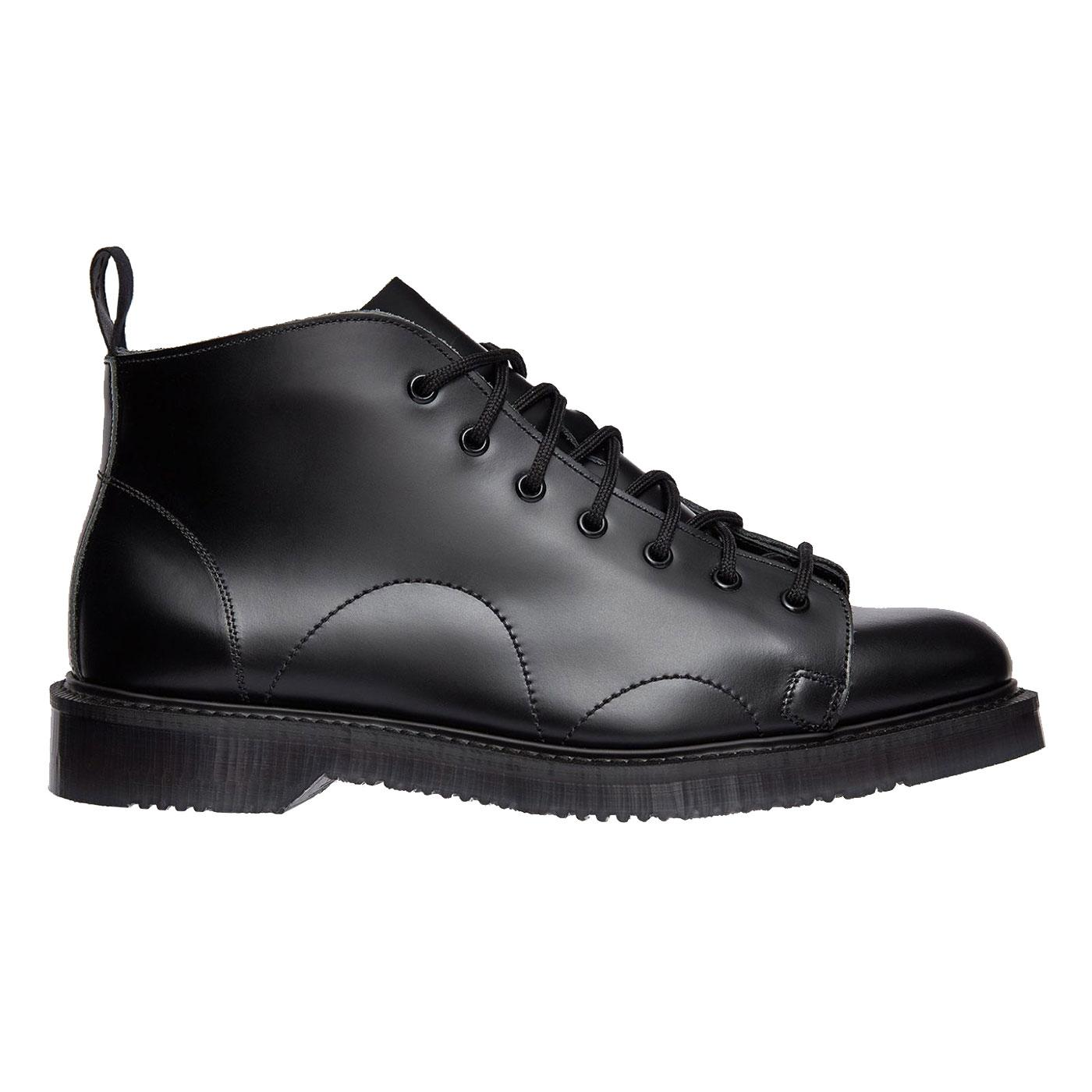 FRED PERRY X GEORGE COX Retro Mod Monkey Boots B