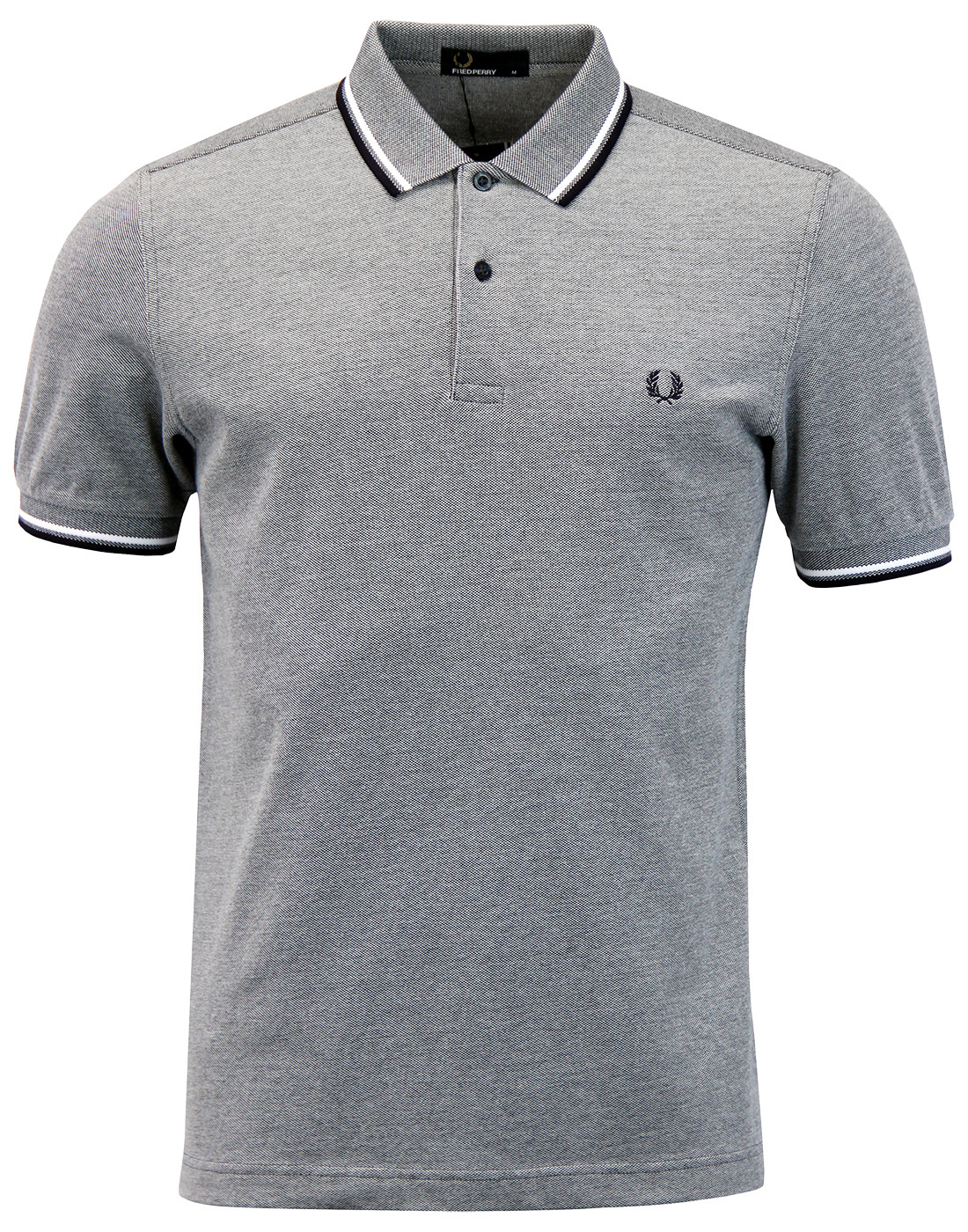 FRED PERRY M3600 Mod Twin Tipped Polo Shirt - DC