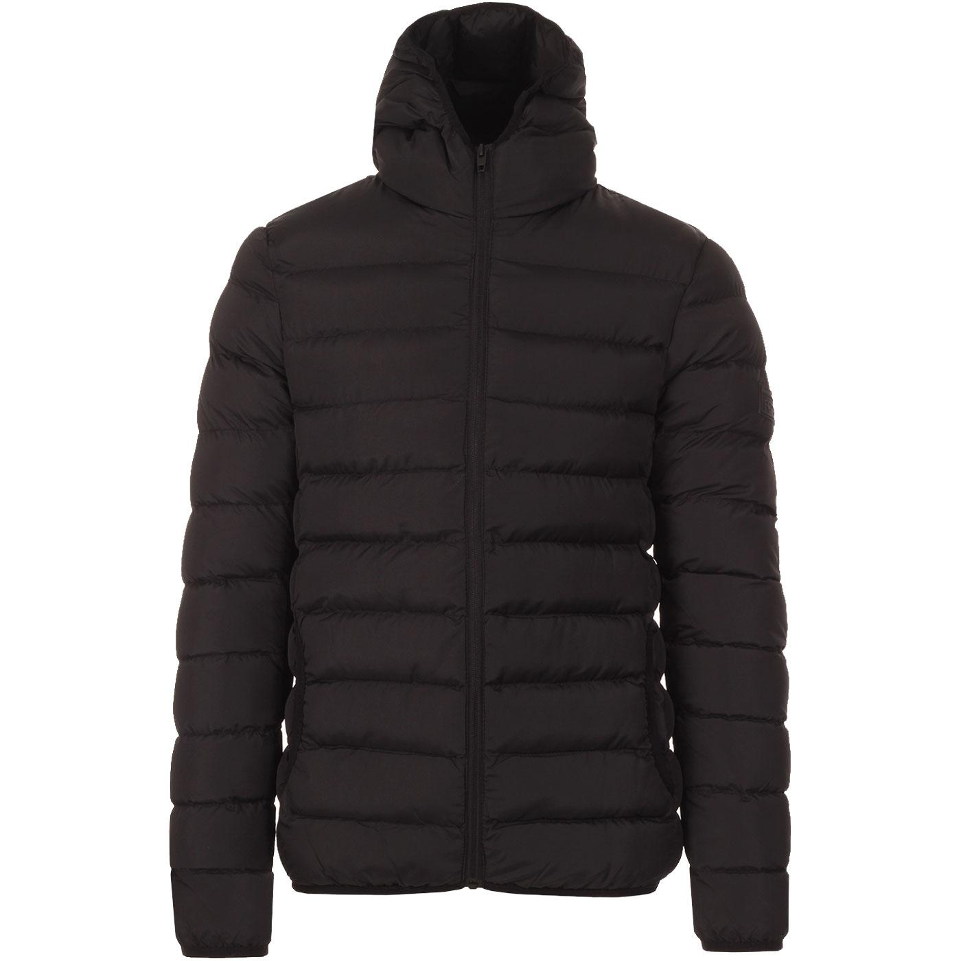 FRENCH CONNECTION Men's Hooded Padded Jacket B