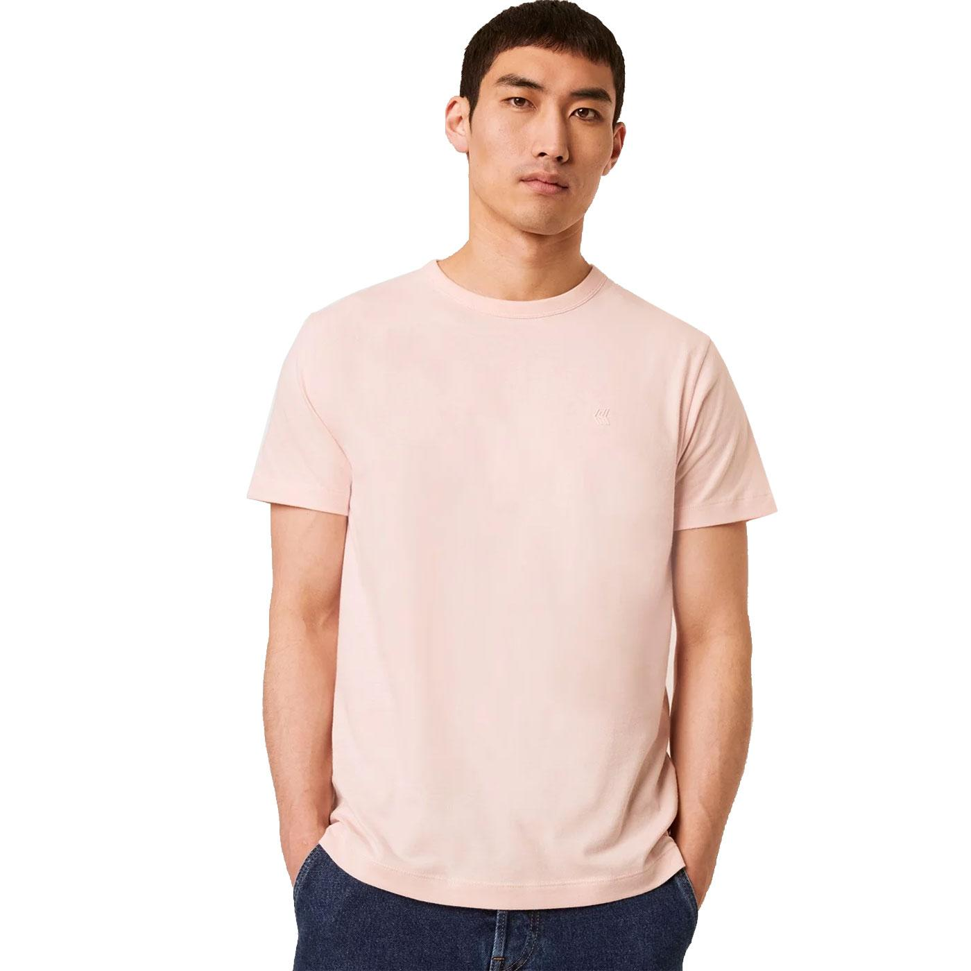 FRENCH CONNECTION Organic Cotton Crew Neck Tee P