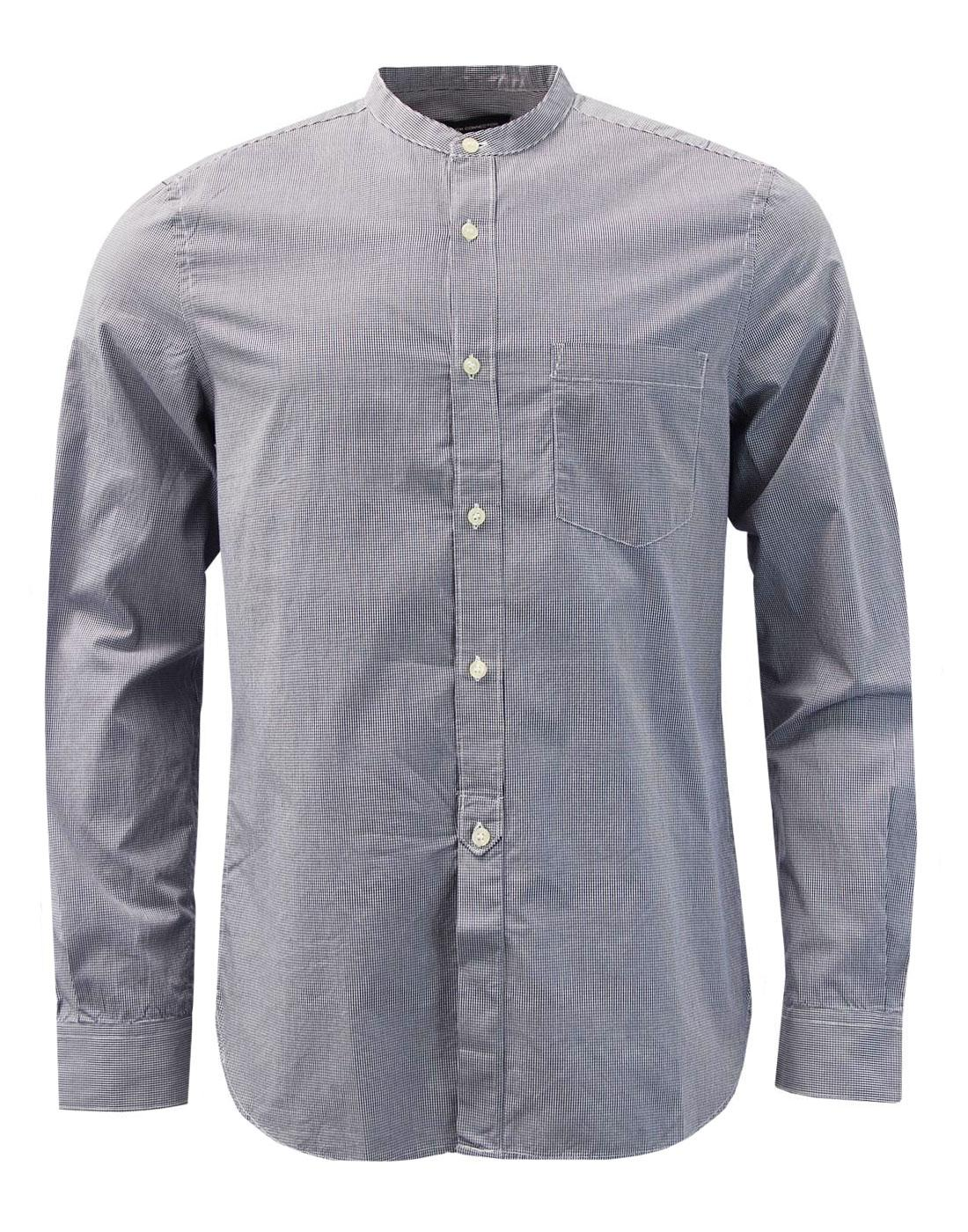 Gallery FRENCH CONNECTION Gingham Grandad Shirt