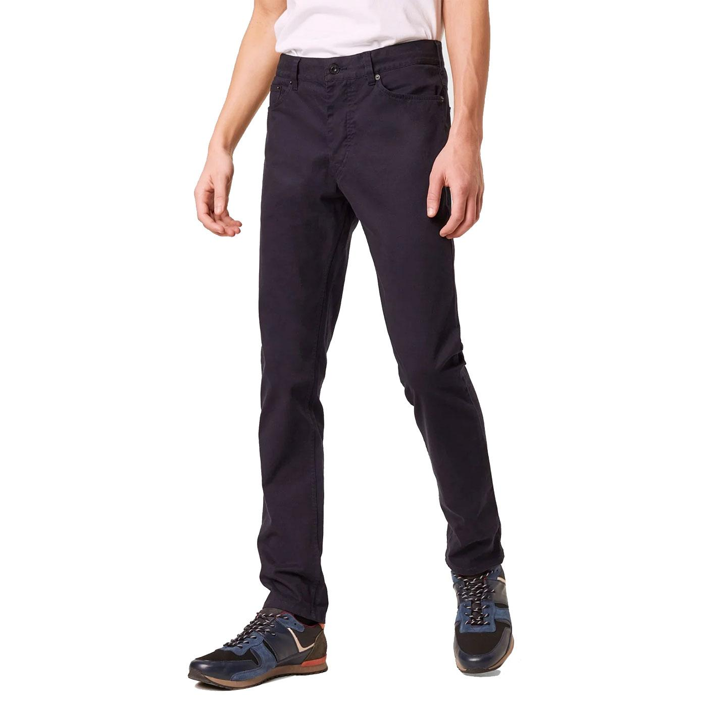 FRENCH CONNECTION Men's Slim Machine Stretch Jeans