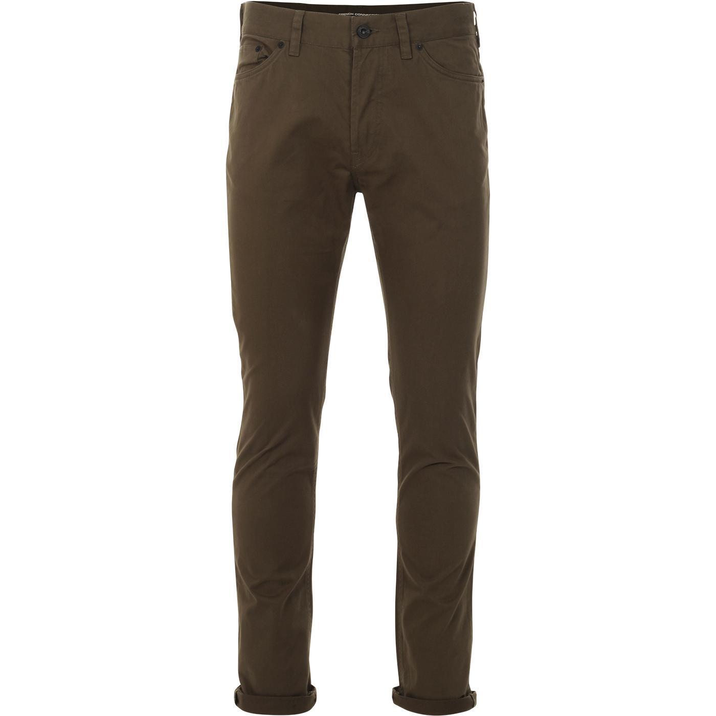 FRENCH CONNECTION Slim Machine Stretch Jeans (TK)
