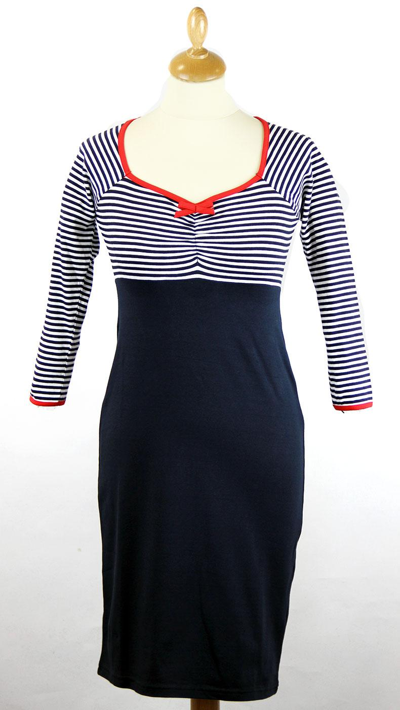 Tilly FRIDAY ON MY MIND Retro Mod 60s Dress