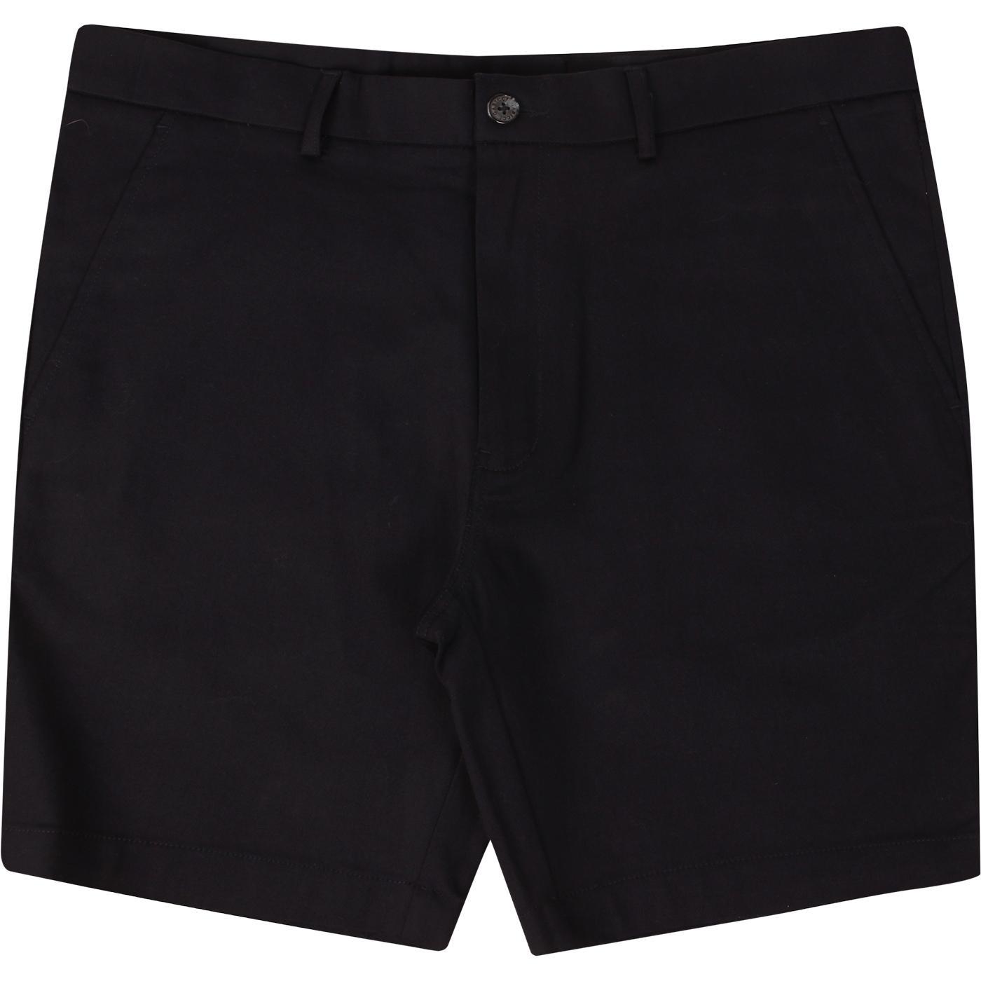 Cooper GABICCI VINTAGE Retro Chino Shorts (Navy)