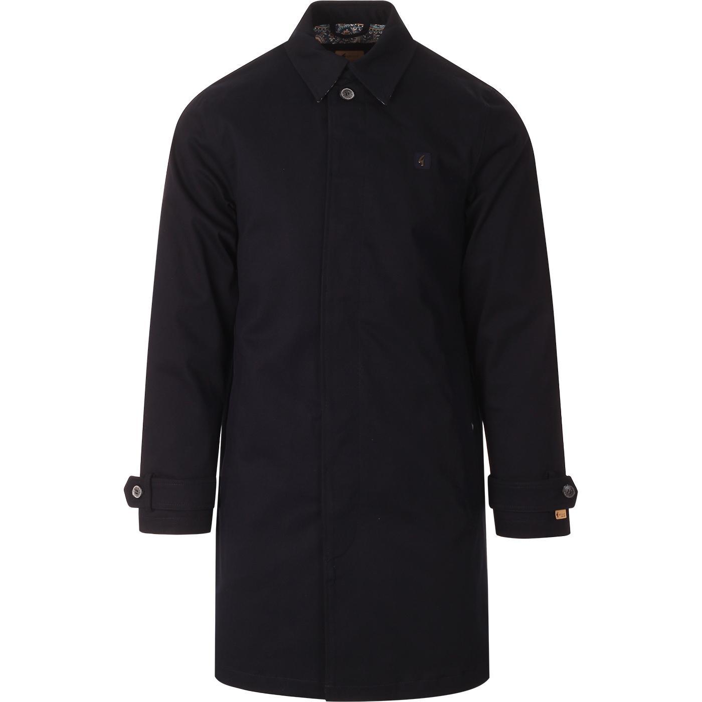 Houghton GABICCI VINTAGE 60s Mod Mac Jacket (N)