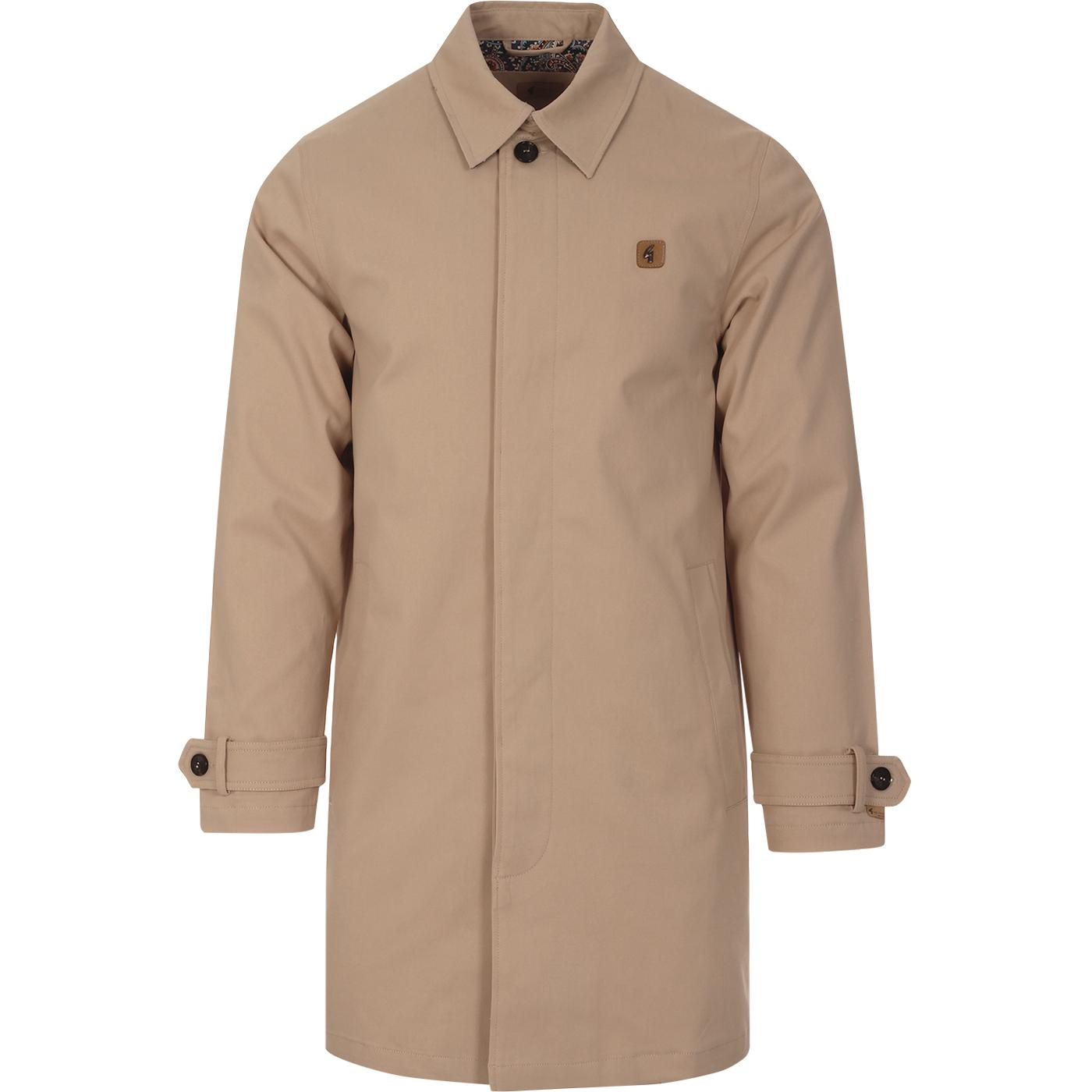 Houghton GABICCI VINTAGE 60s Mod Mac Jacket (O)