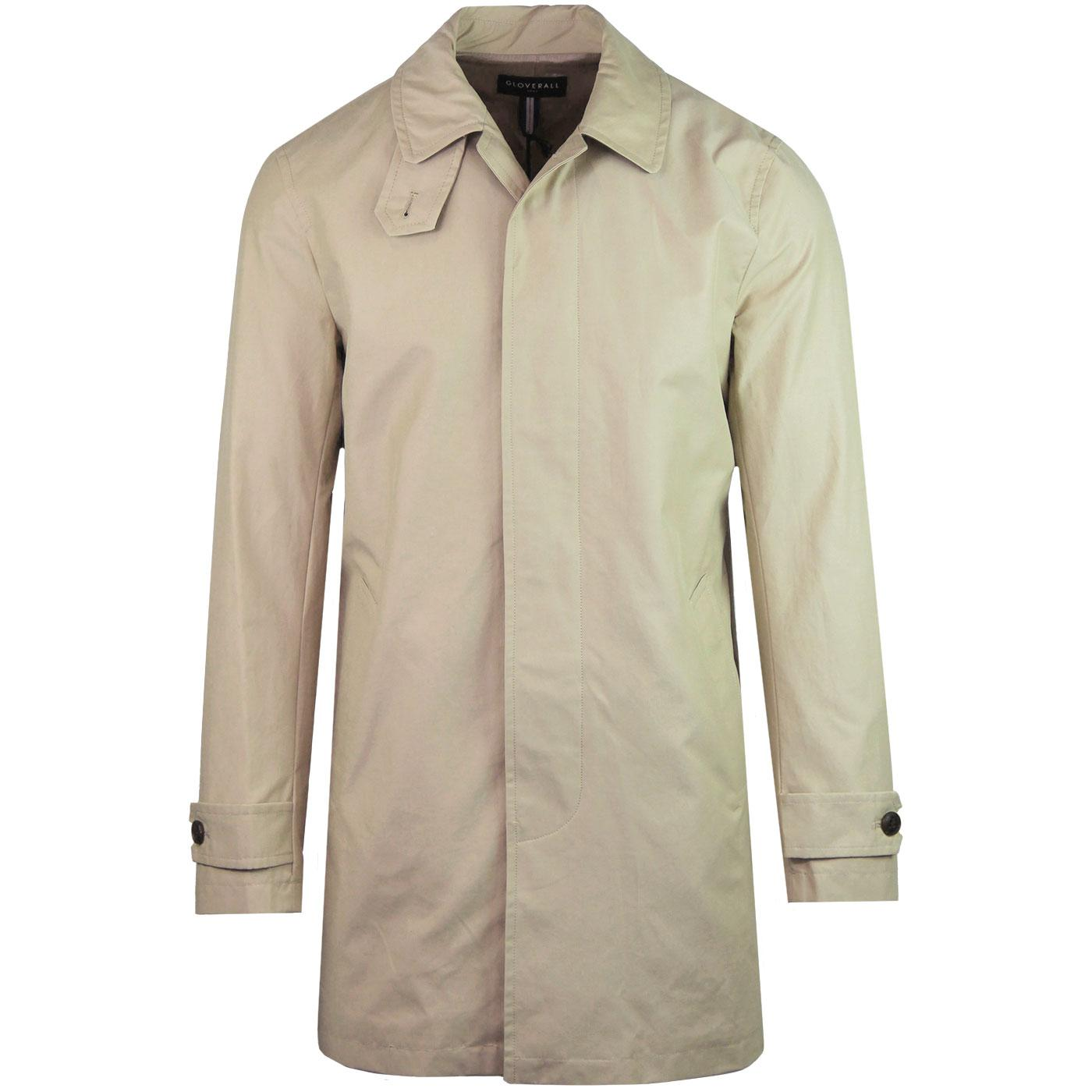 Mansell GLOVERALL Mod Made in England Car Coat