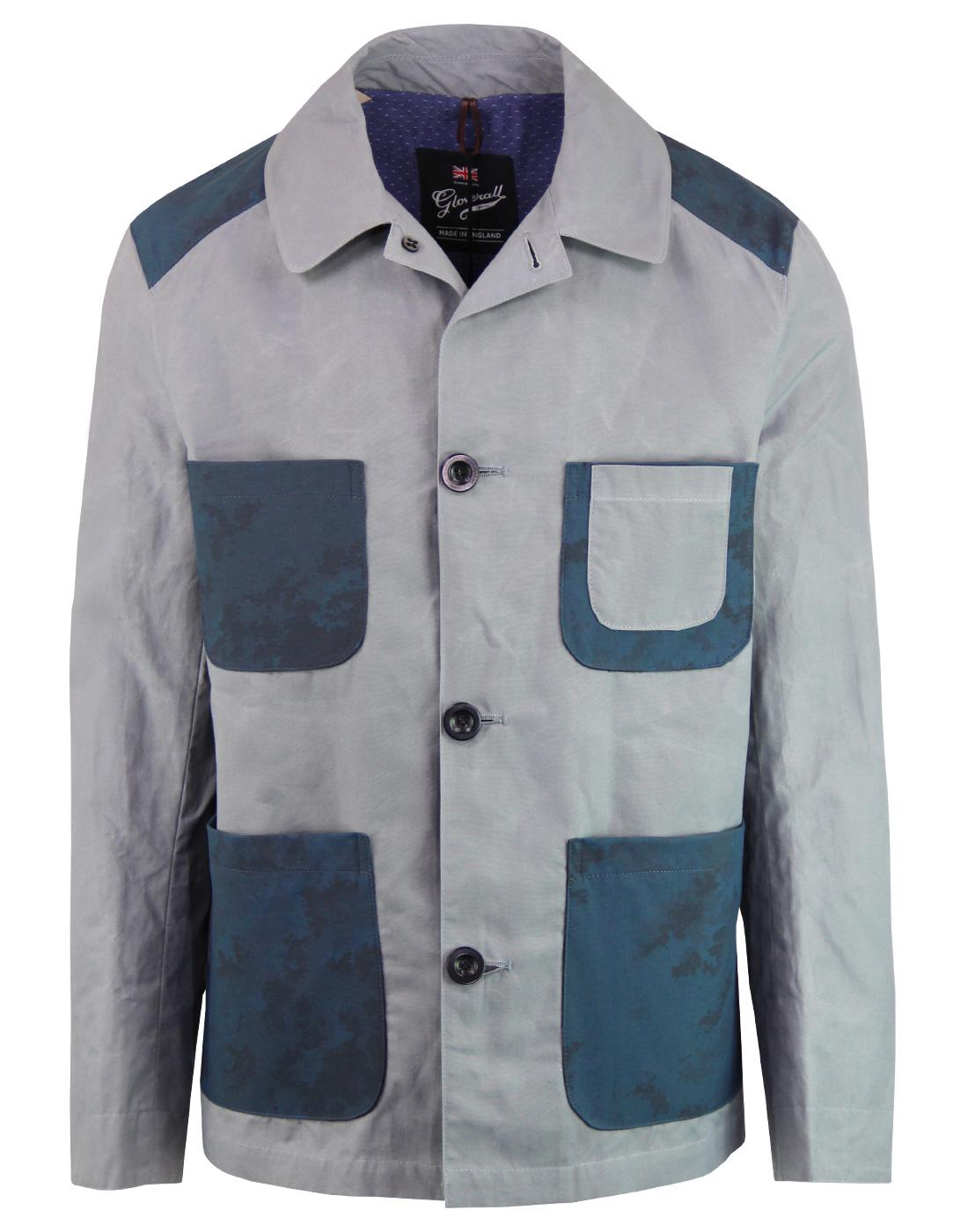 GLOVERALL Made in England 5 Pocket Hunting Jacket
